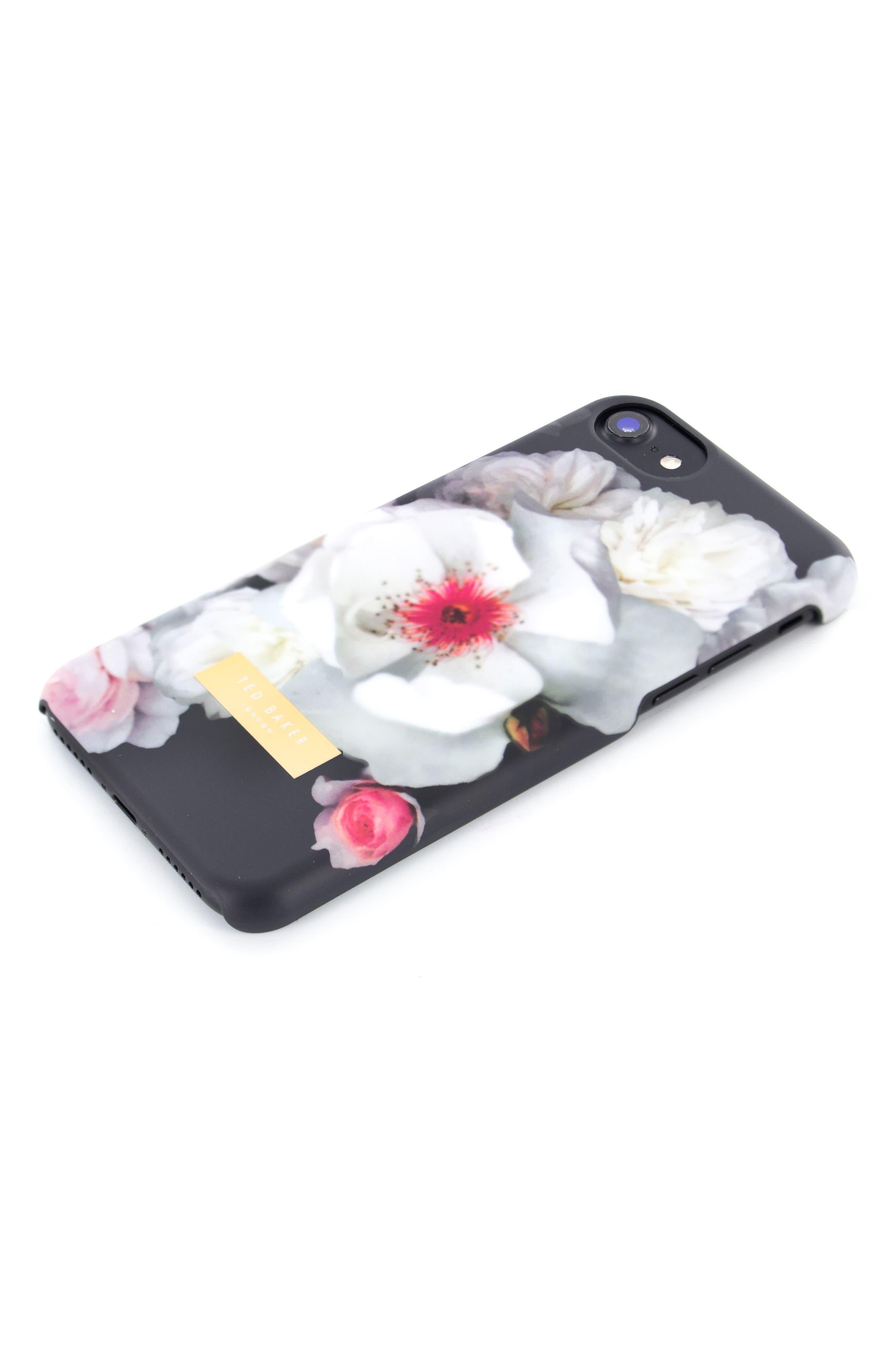 iPhone 6/6s/7/8 & 6/6s/7/8 Plus Case,                         Main,                         color, Chelsea Black