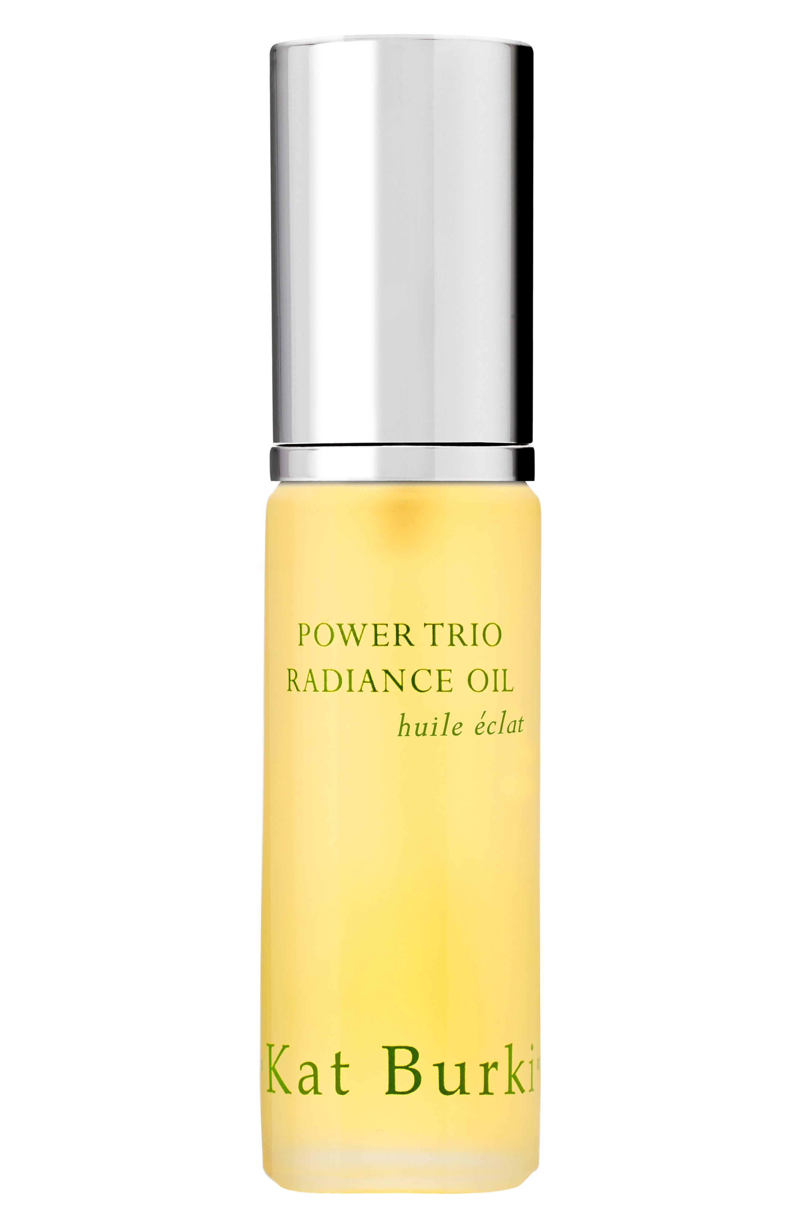 SPACE.NK.apothecary Kat Burki Power Trio' Radiance Oil,                             Main thumbnail 1, color,                             No Color