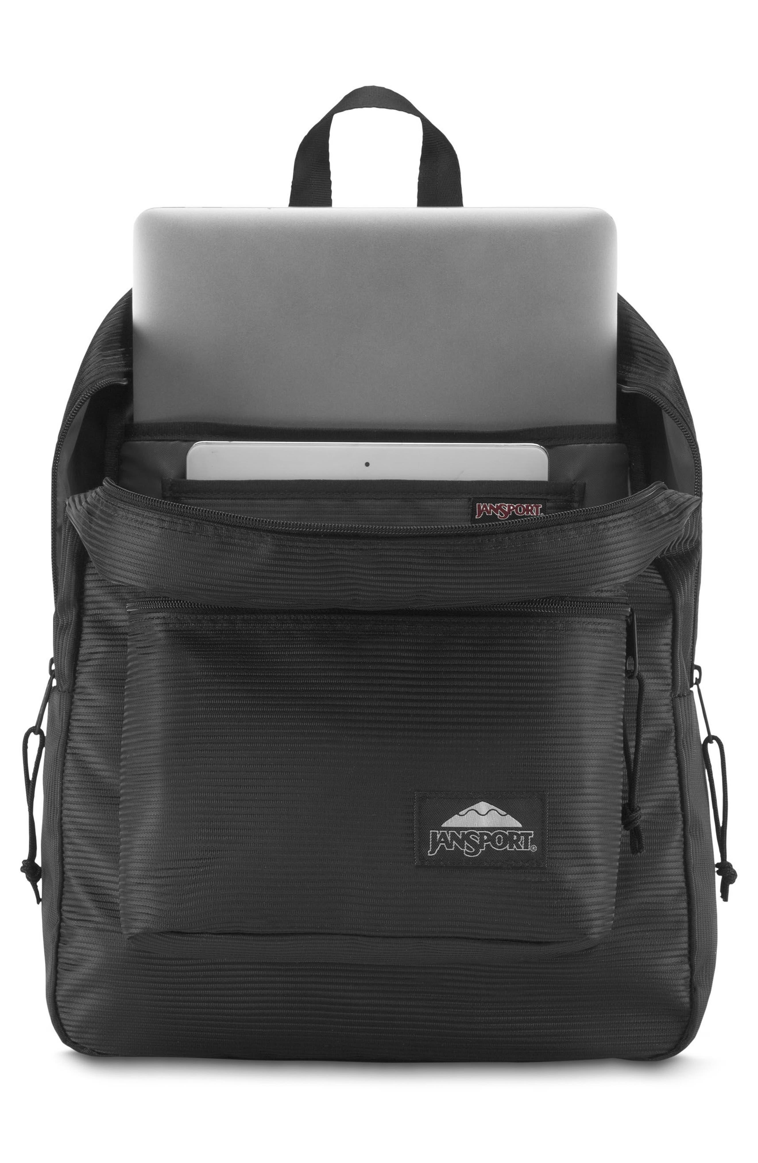 Super FX DL Backpack,                             Alternate thumbnail 4, color,                             Black Line