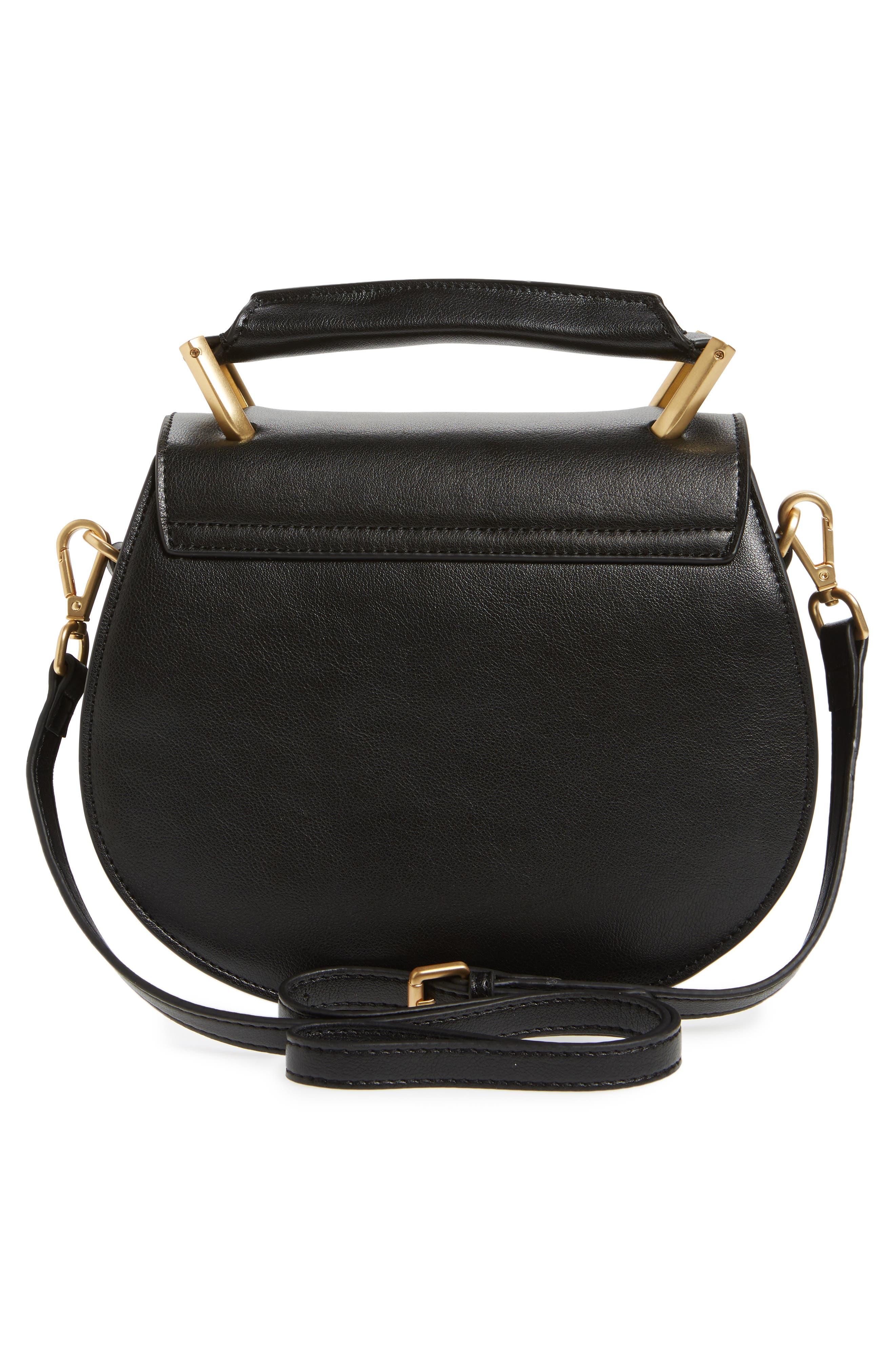 Alternate Image 3  - Céline Dion Octave Leather Top Handle Satchel