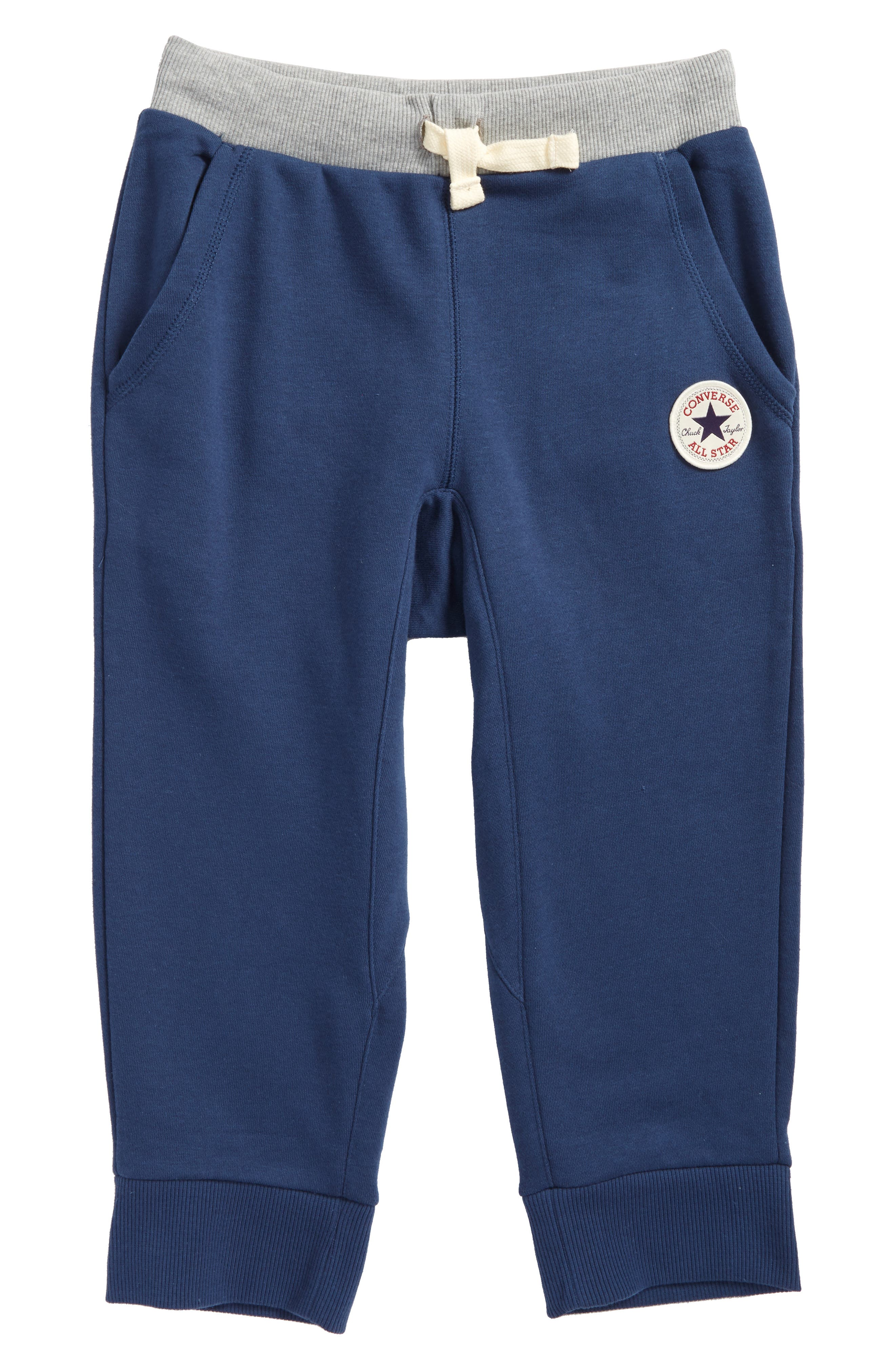 Converse Crop Sweatpants (Big Boys)