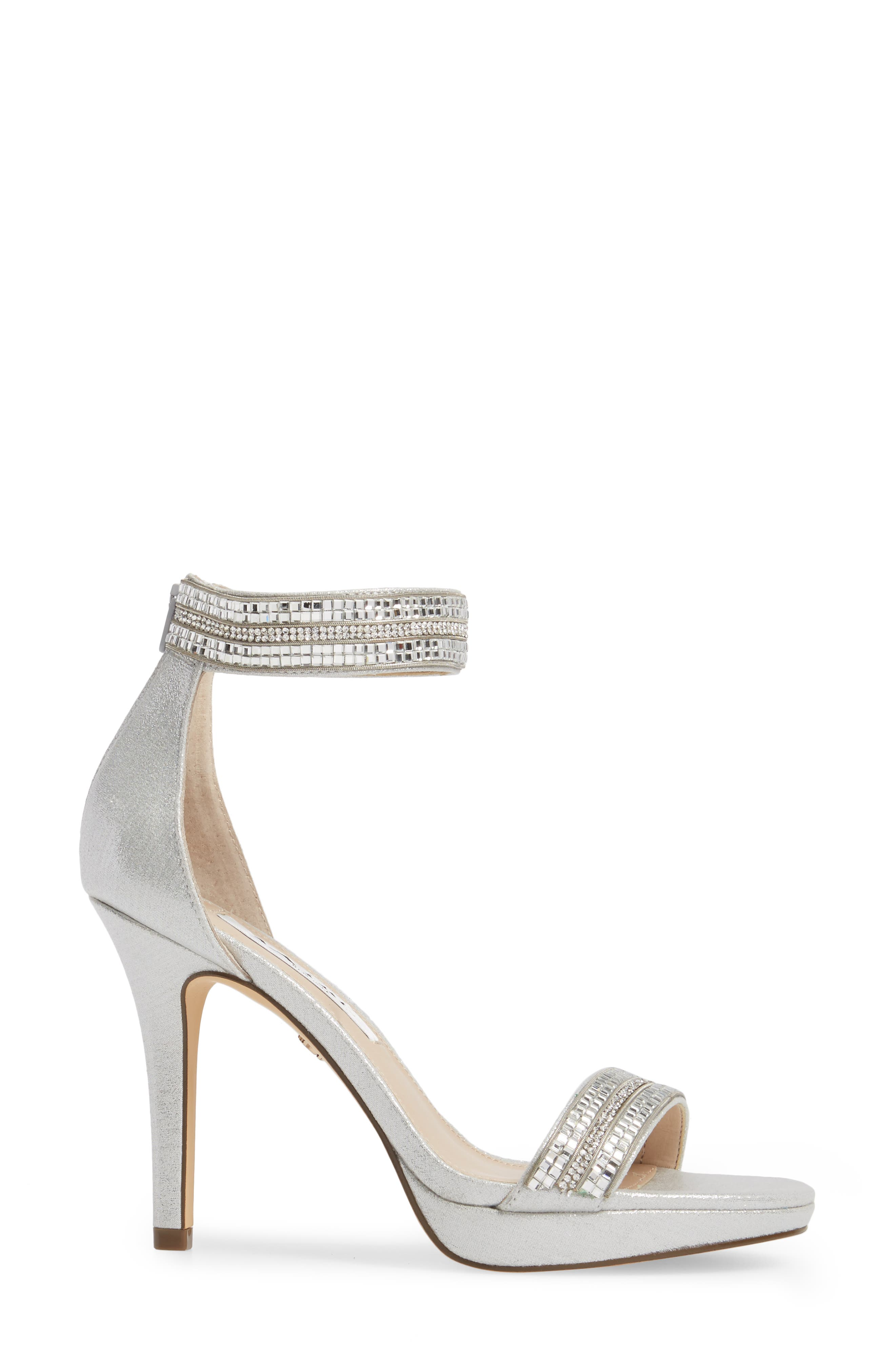Alternate Image 3  - Nina Aubrie Ankle Strap Sandal (Women)