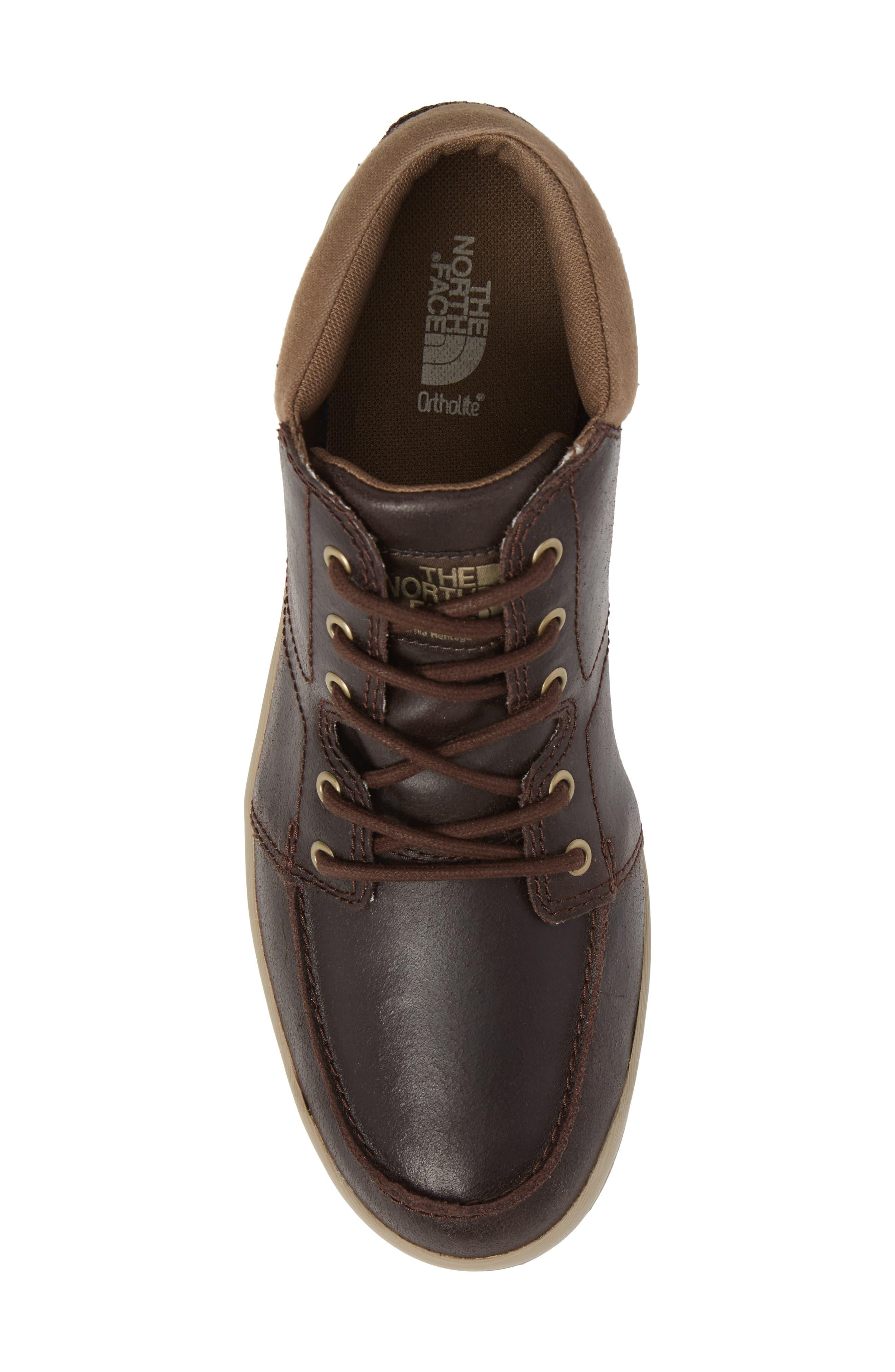Alternate Image 5  - The North Face Ballard Evo Moc Toe Boot (Men)