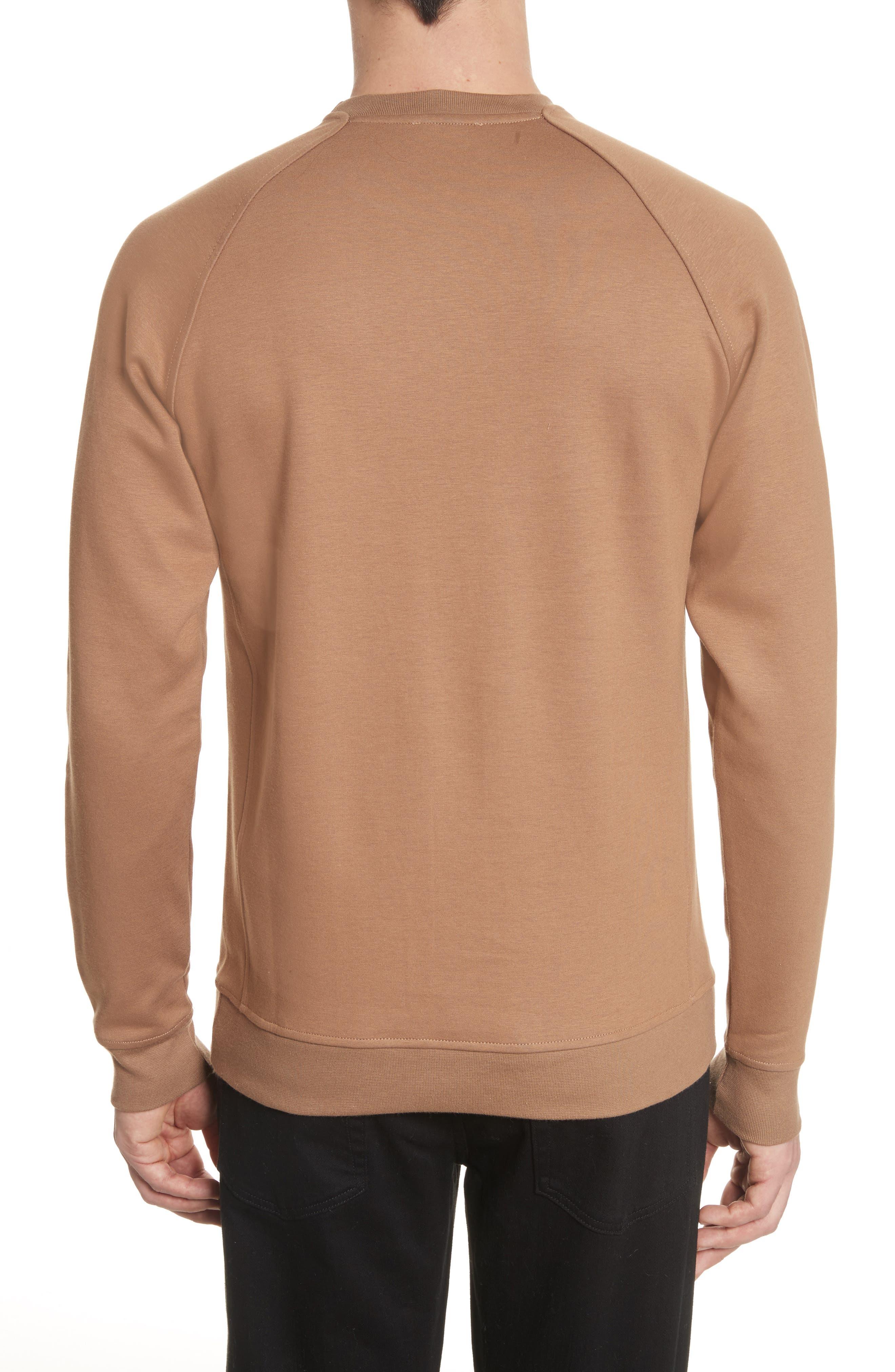 Ketel Dry Mercerized Crewneck Sweatshirt,                             Alternate thumbnail 2, color,                             Light Sand