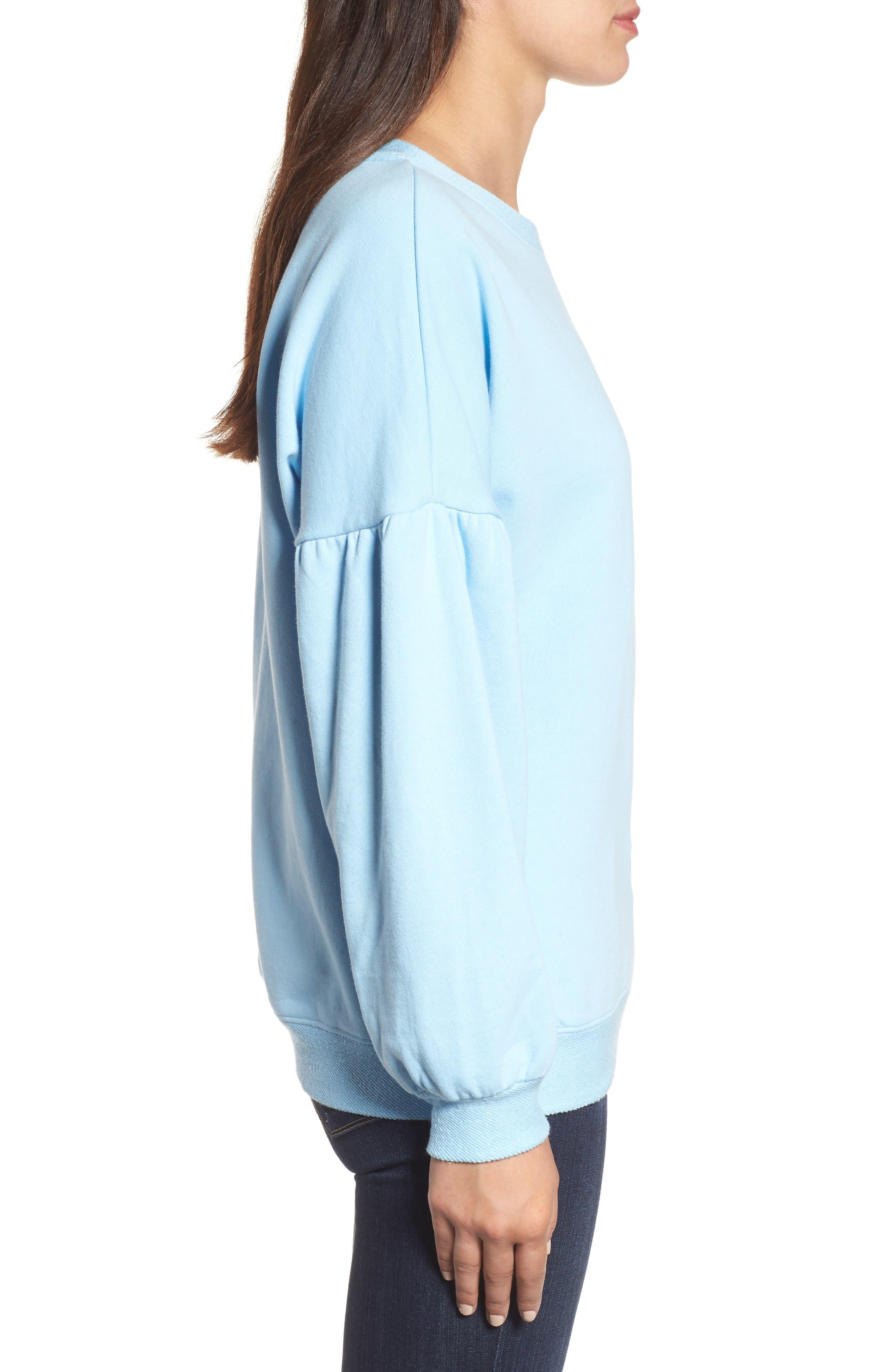 Alternate Image 3  - KUT from the Kloth Allesia Sweatshirt