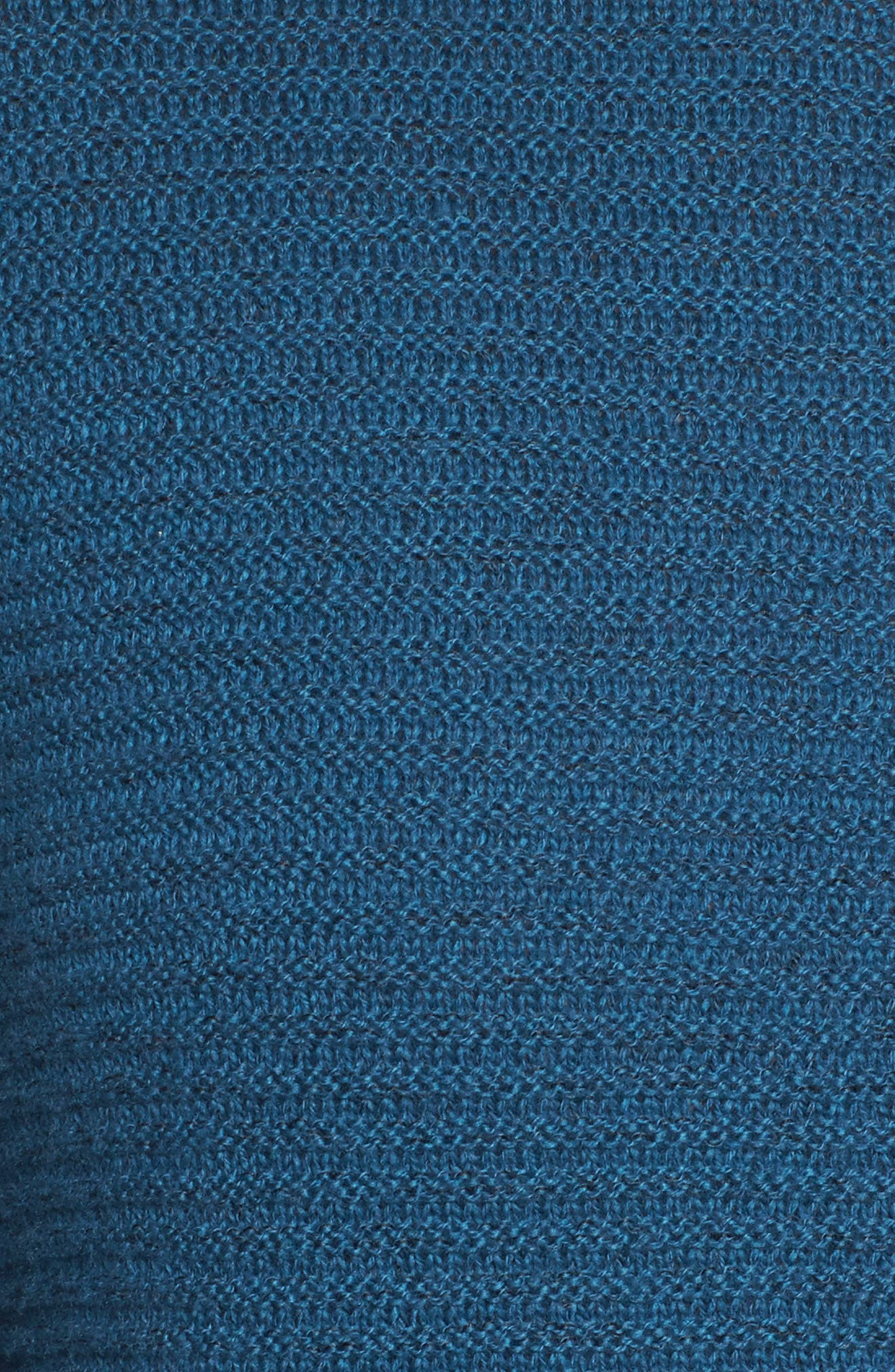 Alternate Image 5  - Caslon® Ribbed Turtleneck Tunic Sweater