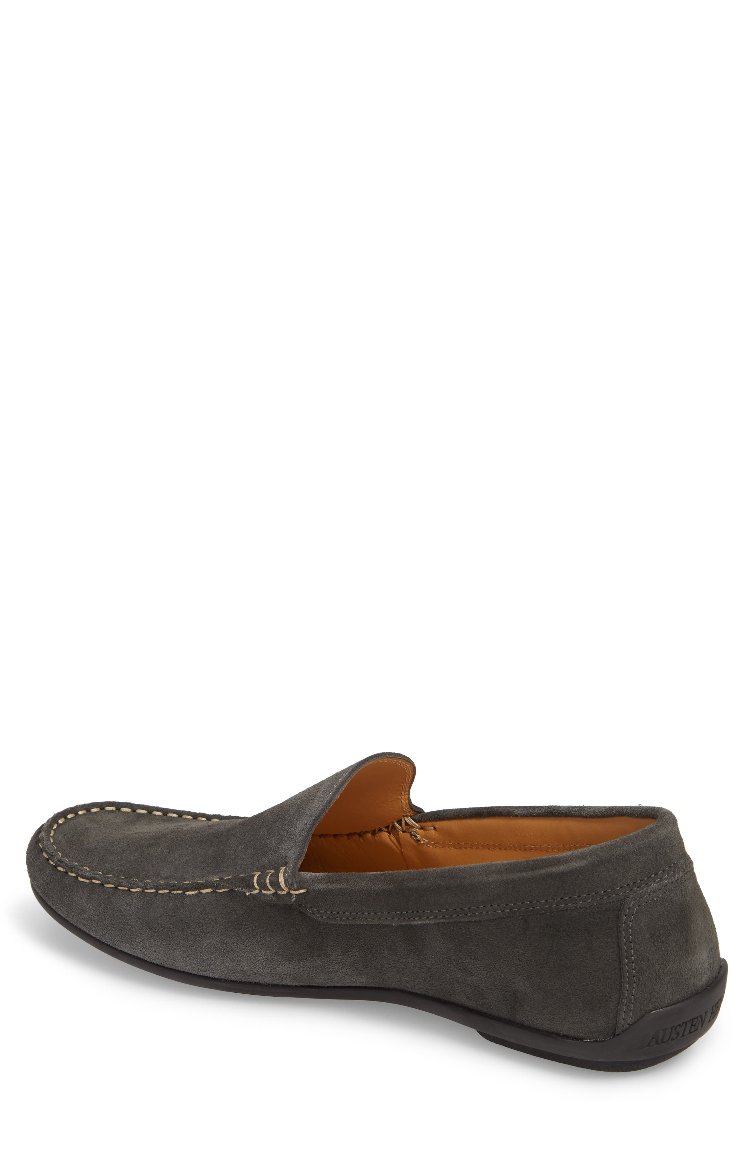 Greyhounds Loafer,                             Alternate thumbnail 2, color,                             Grey Suede