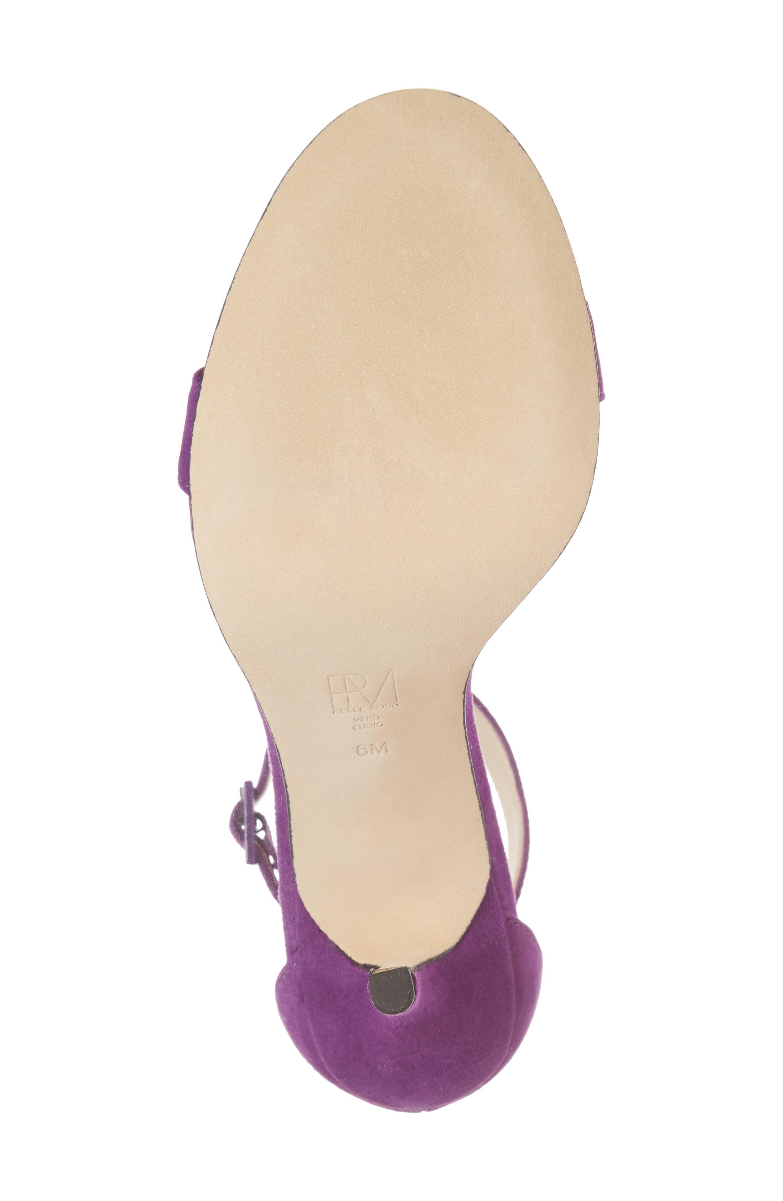 Alternate Image 6  - Pelle Moda Kacey Sandal (Women)
