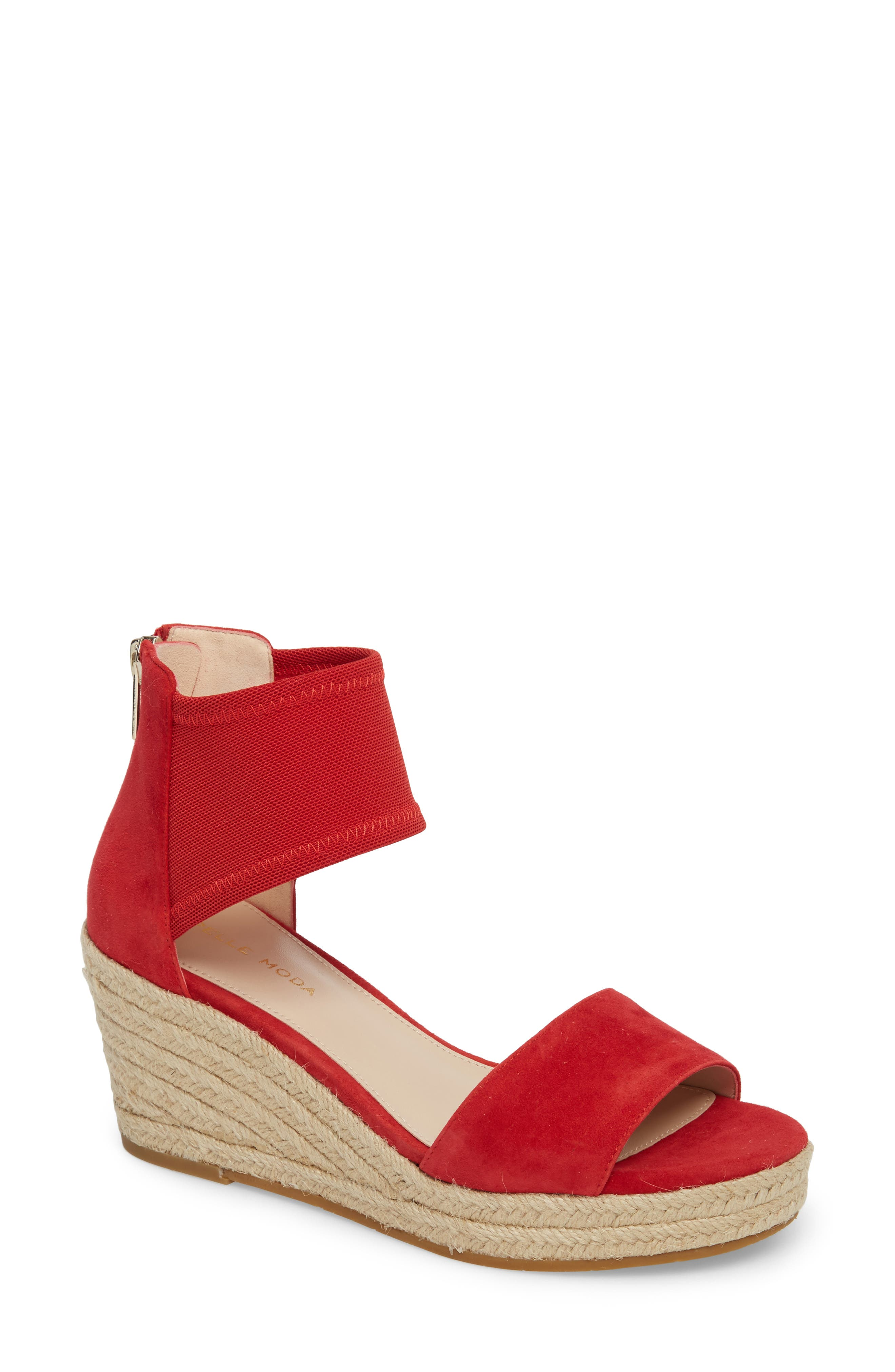 Alternate Image 1 Selected - Pelle Moda Kona Platform Wedge Sandal (Women)