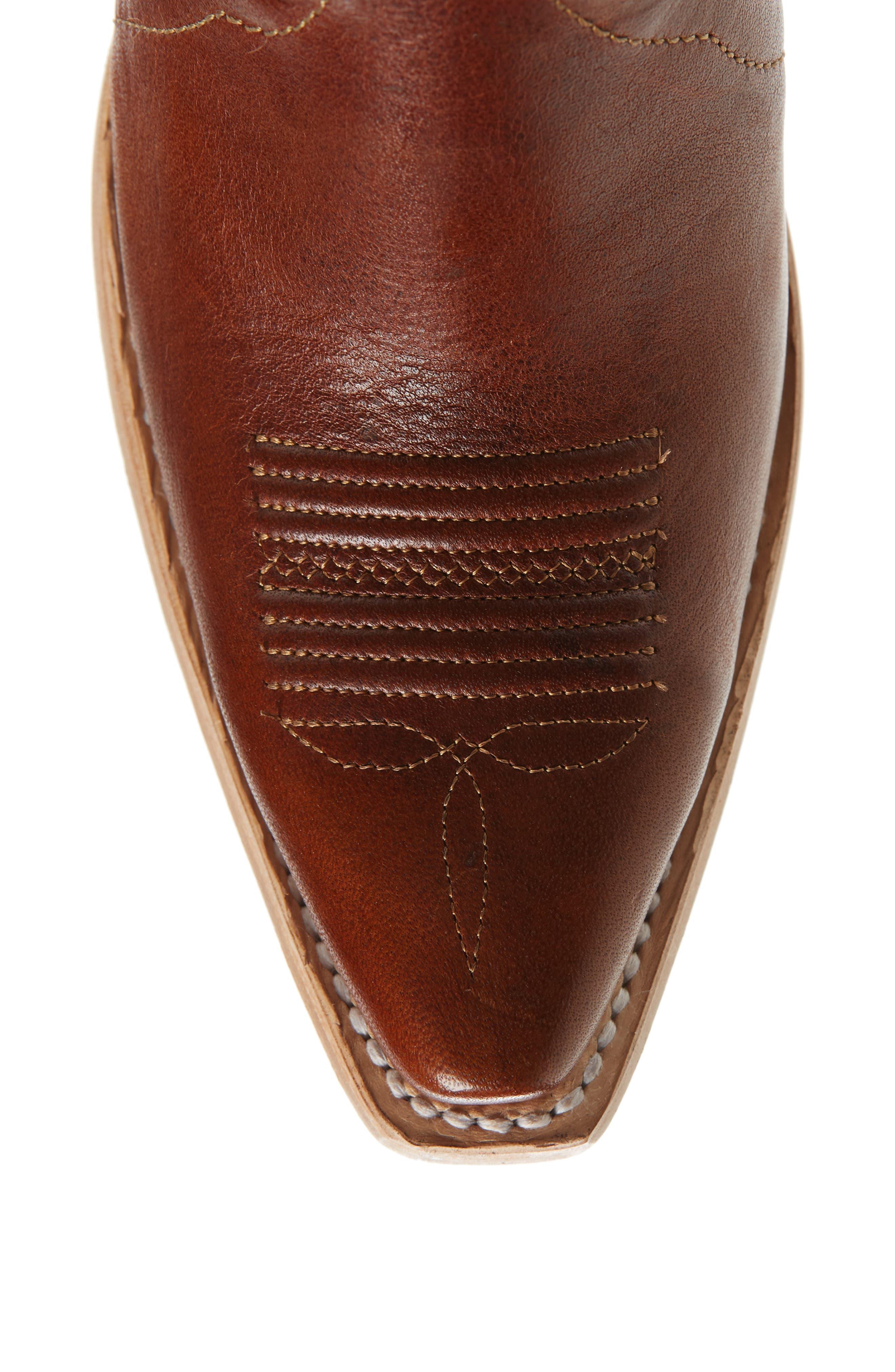 Alternate Image 5  - Ariat Goldcrest Western Boot (Women)