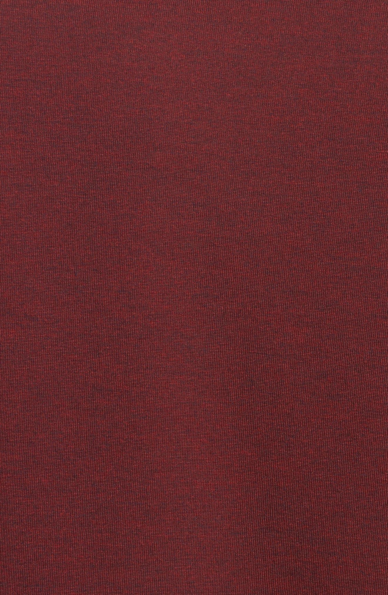 Alternate Image 5  - Under Armour Threadborne Siro 3C Twist T-Shirt