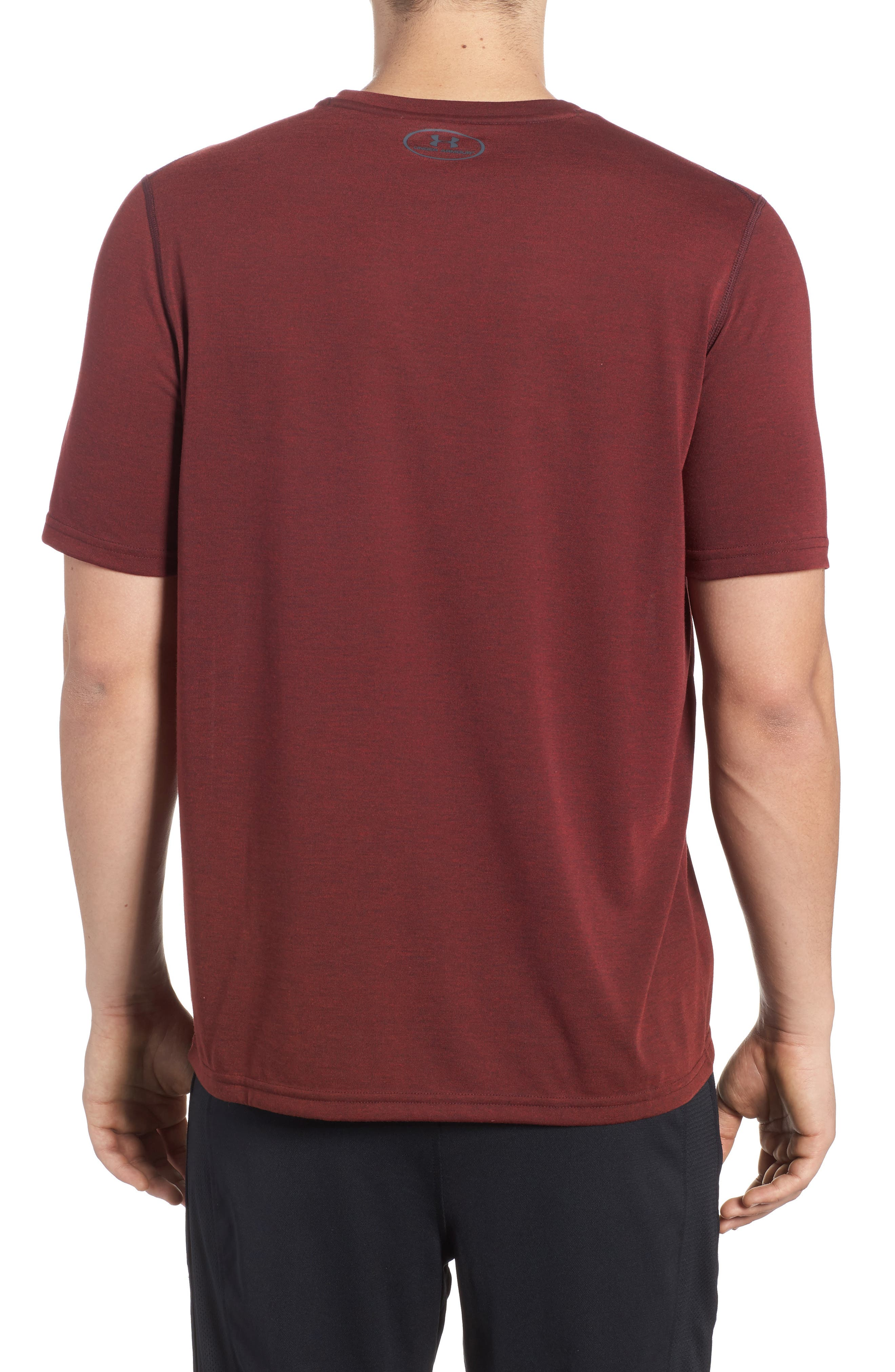 Alternate Image 2  - Under Armour Threadborne Siro 3C Twist T-Shirt