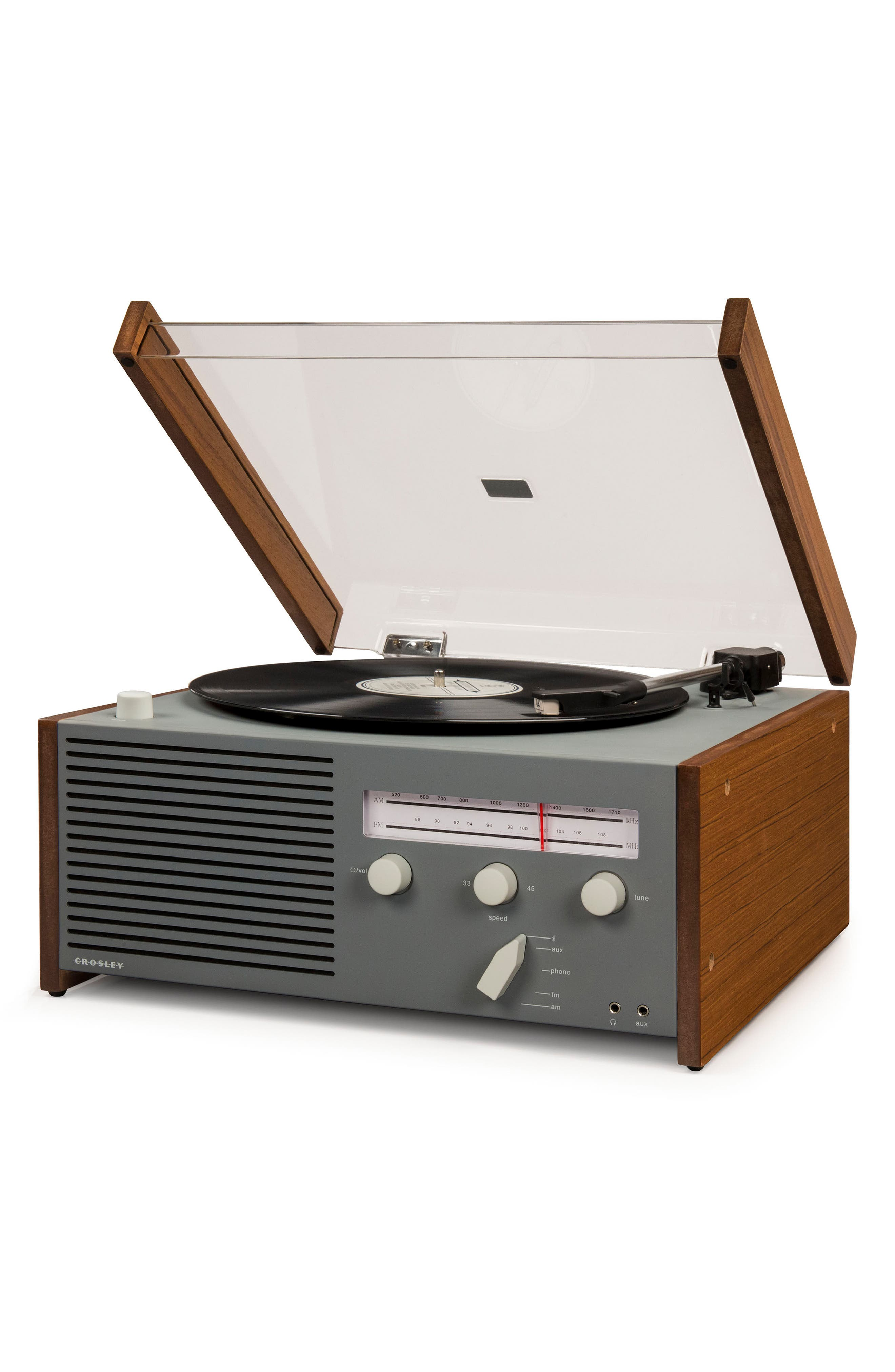Alternate Image 4  - Crosley Radio Otto 4-in-1 Turntable