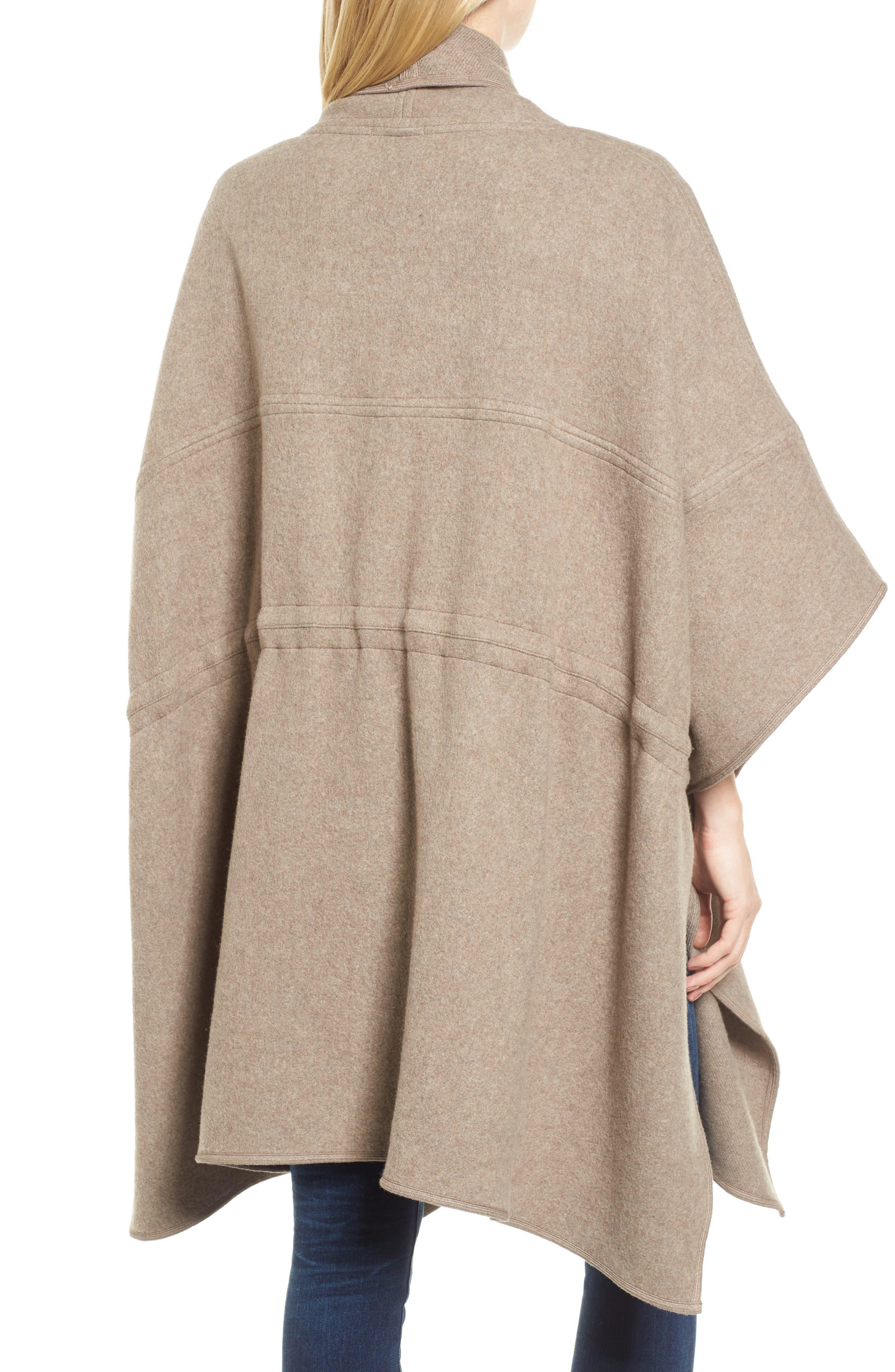 Alternate Image 2  - James Perse Nomad Blanket Coat