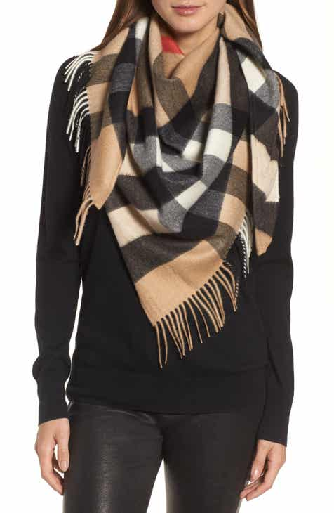 Women s Burberry Scarves   Nordstrom f399f57750