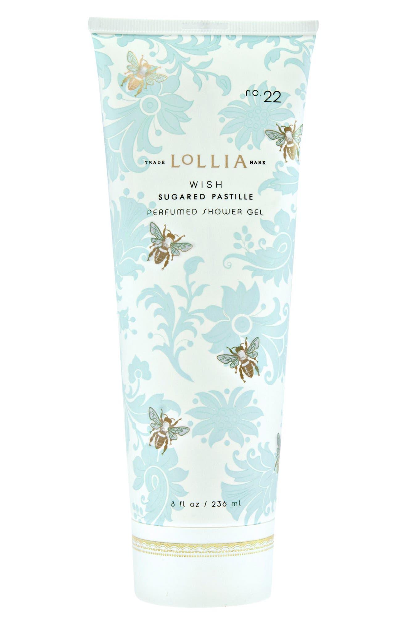 Wish Perfumed Shower Gel,                         Main,                         color, No Color