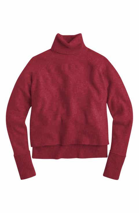 Women's J. CREW Red Sweaters | Nordstrom