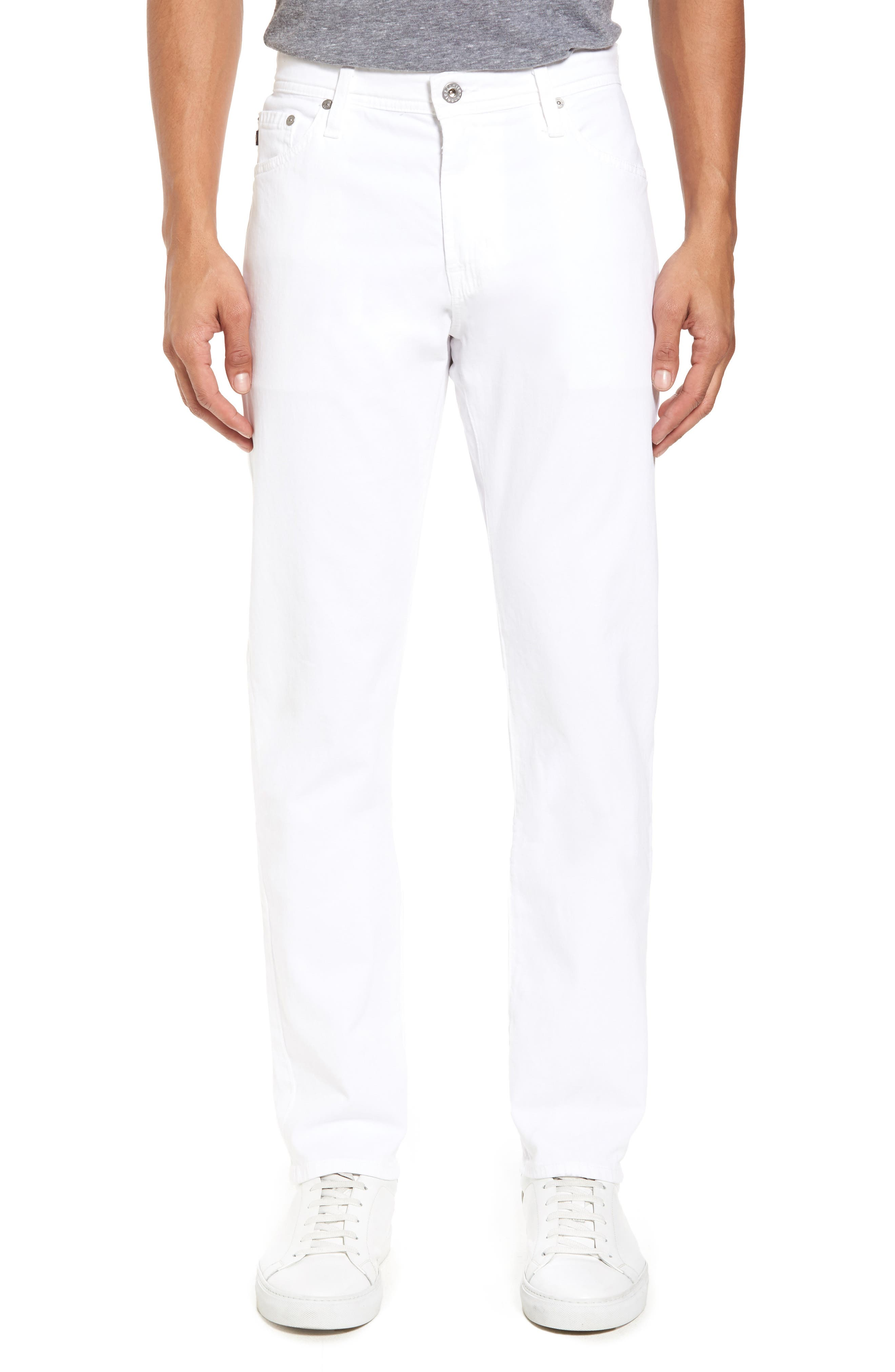 Men's White Big & Tall Pants & Chinos | Nordstrom