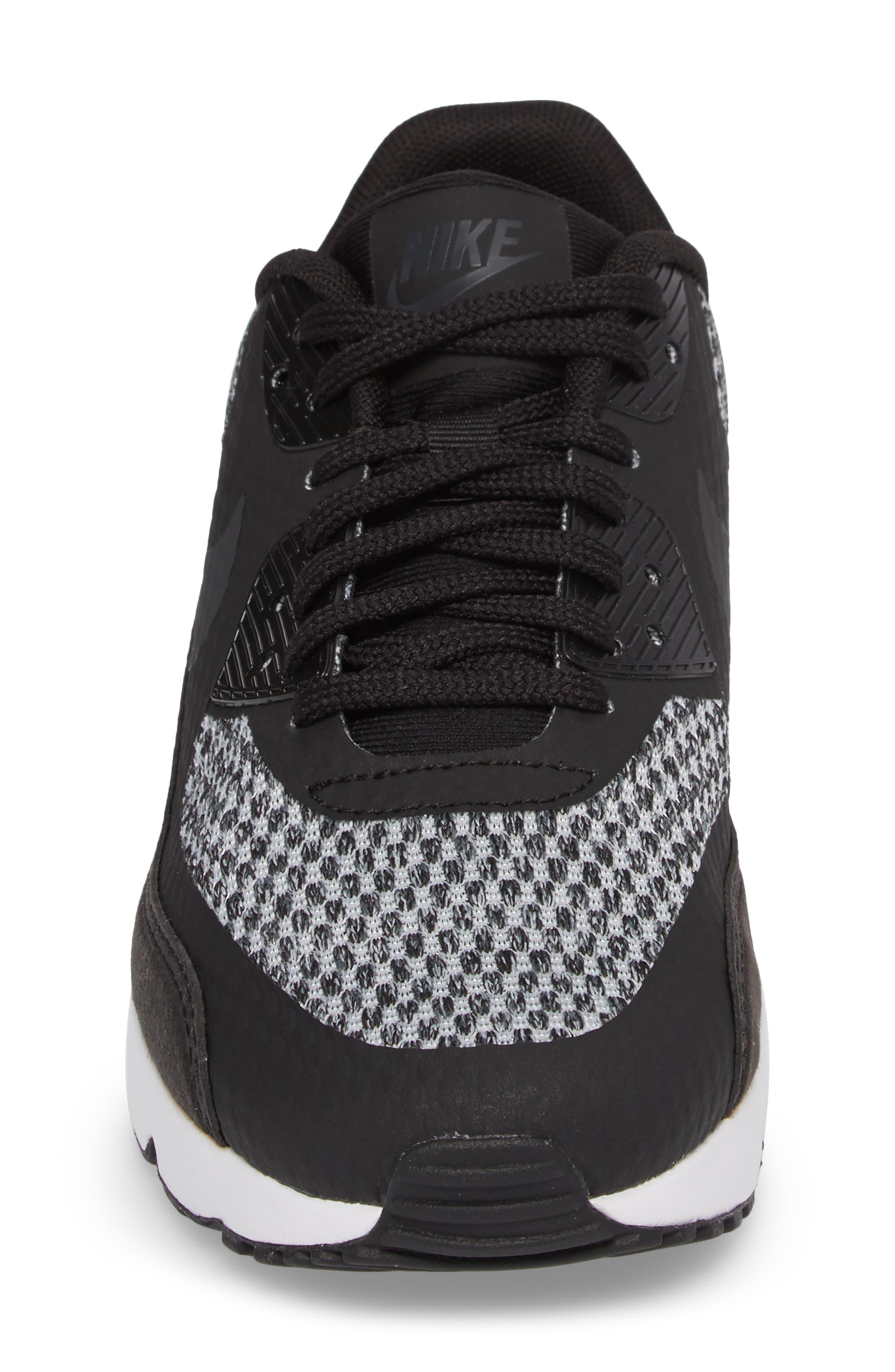 Alternate Image 4  - Nike Air Max 90 Ultra 2.0 SE Sneaker (Big Kid)