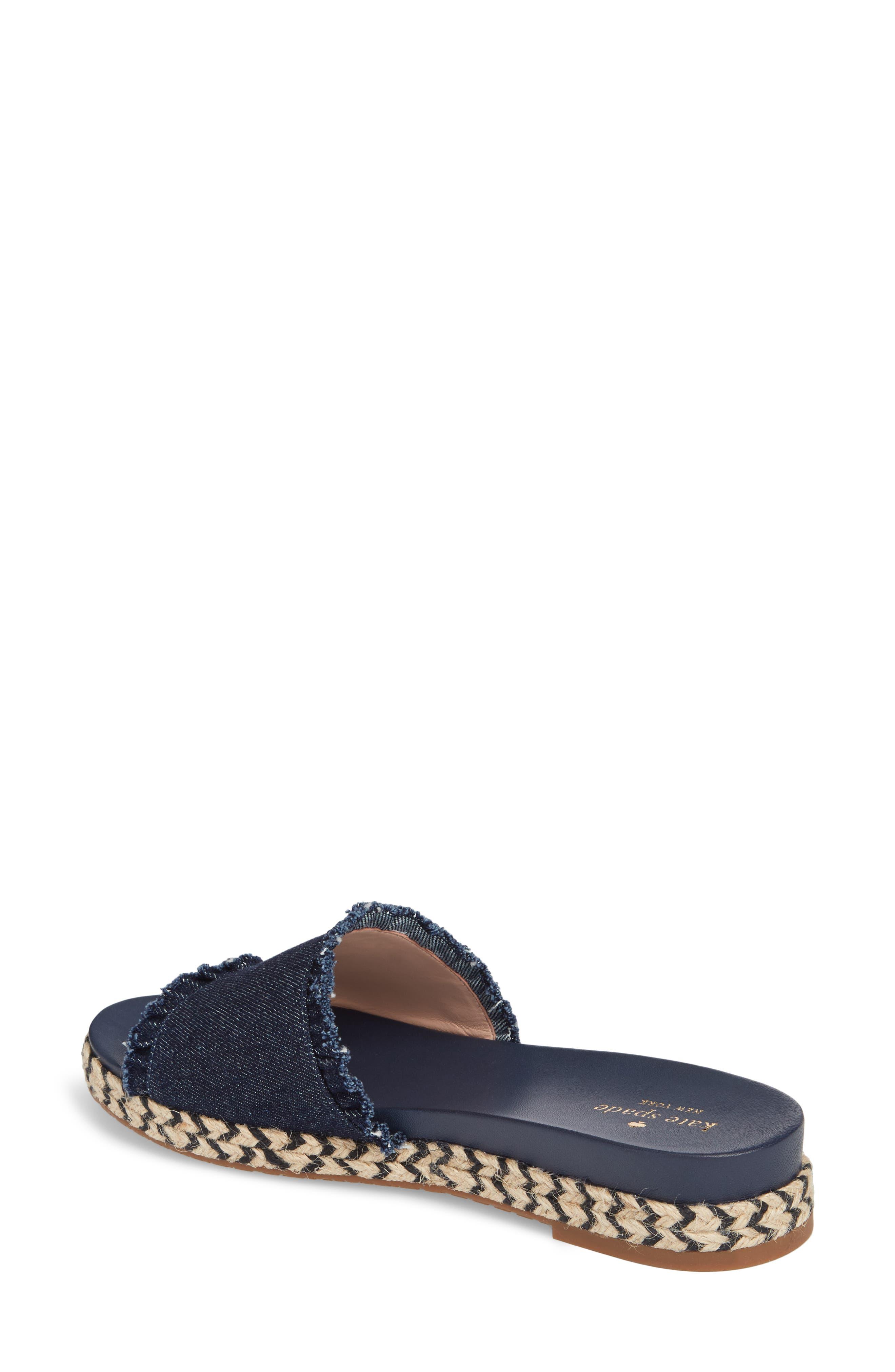 Alternate Image 2  - kate spade new york zahara slide sandal (Women)