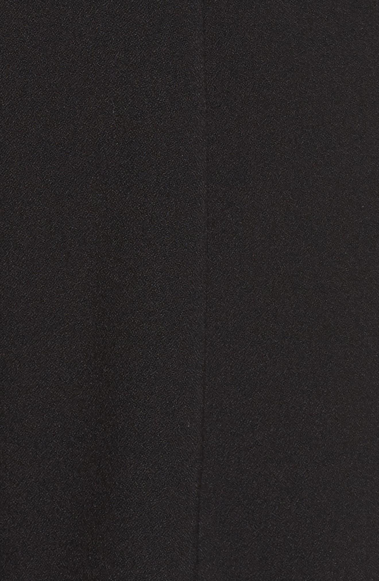 Alternate Image 5  - NSR Tie Front Jumpsuit