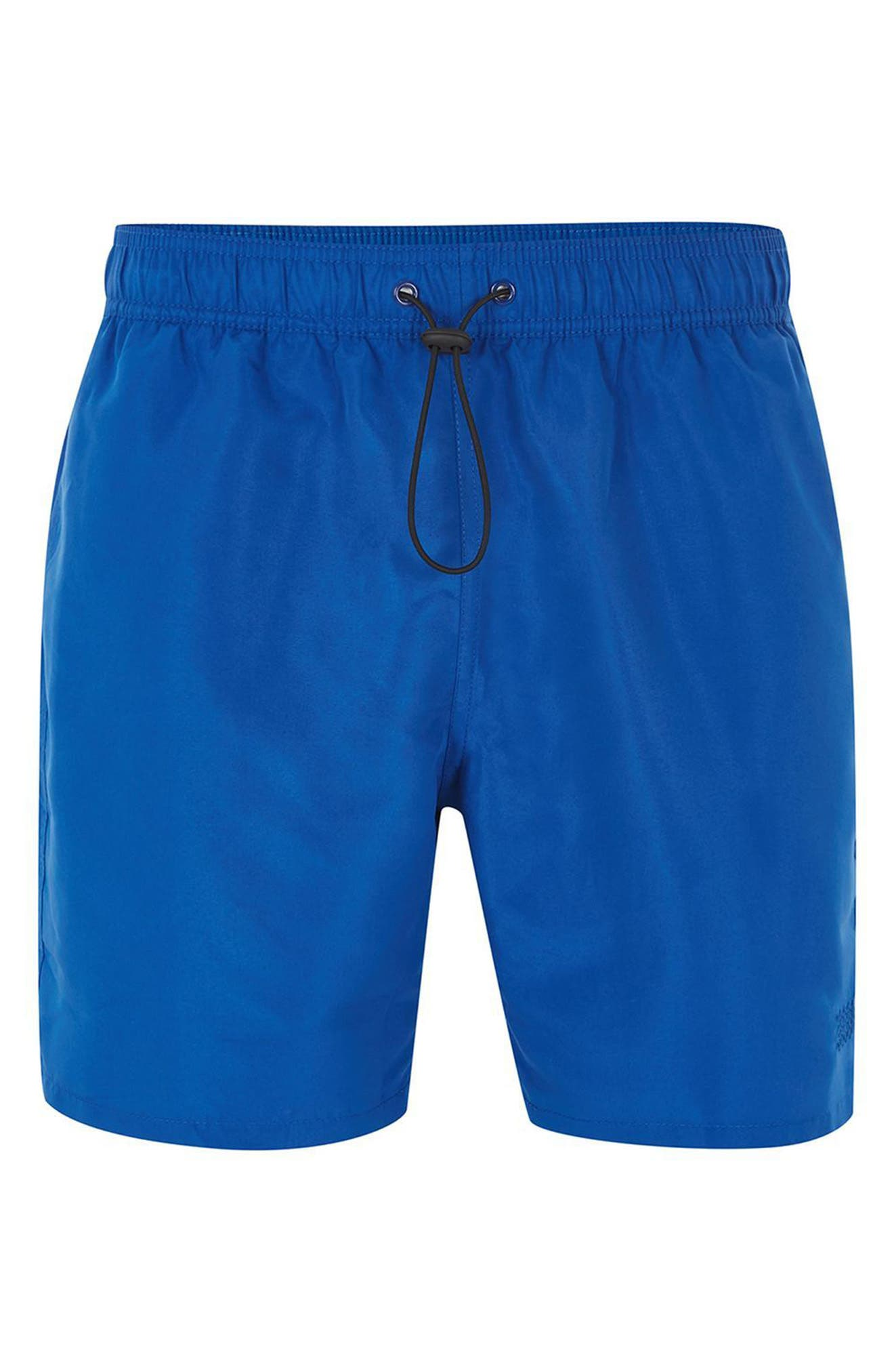 Alternate Image 4  - Topman Swim Trunks