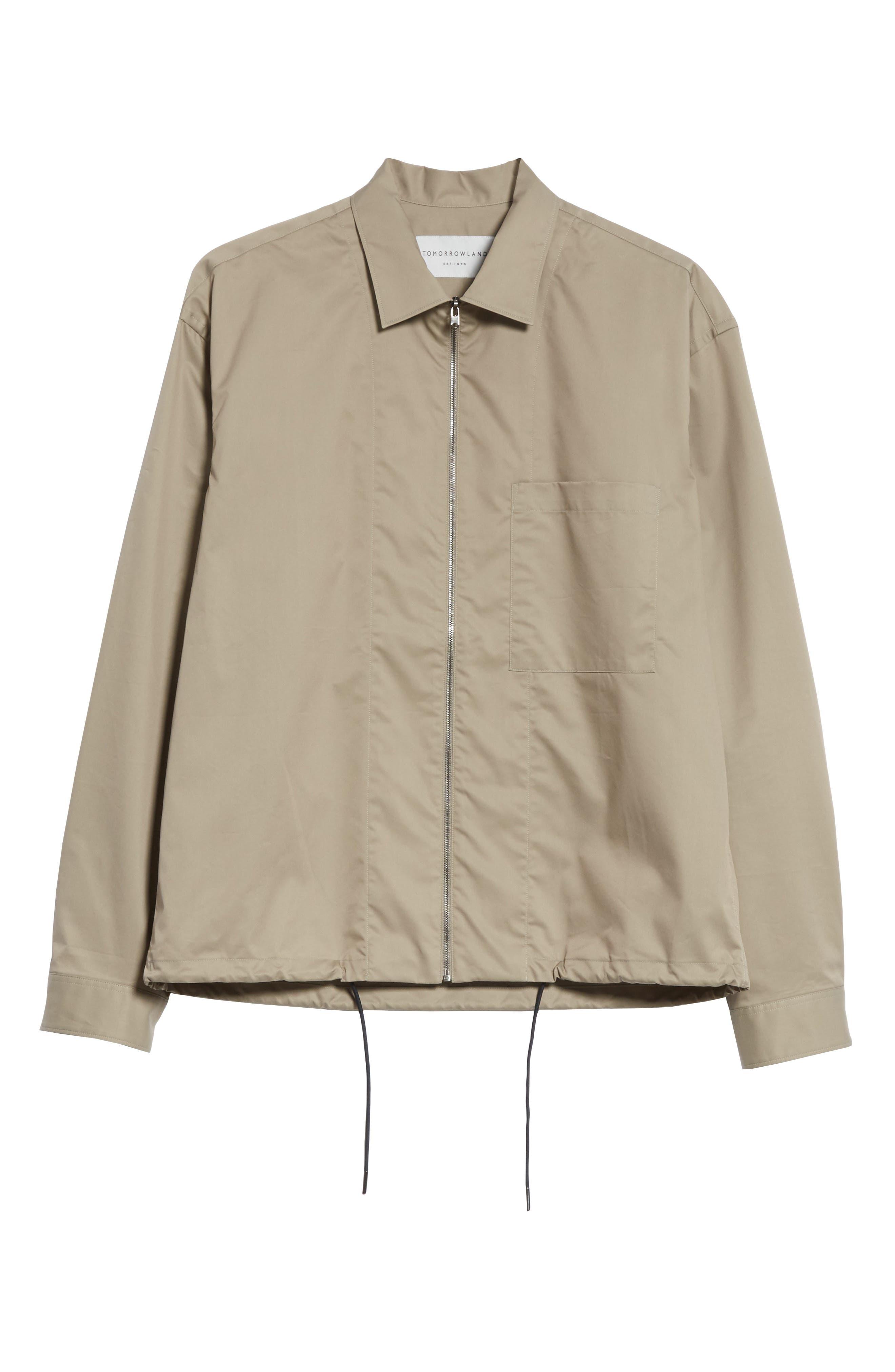 Alternate Image 6  - Tomorrowland Light Coach's Jacket