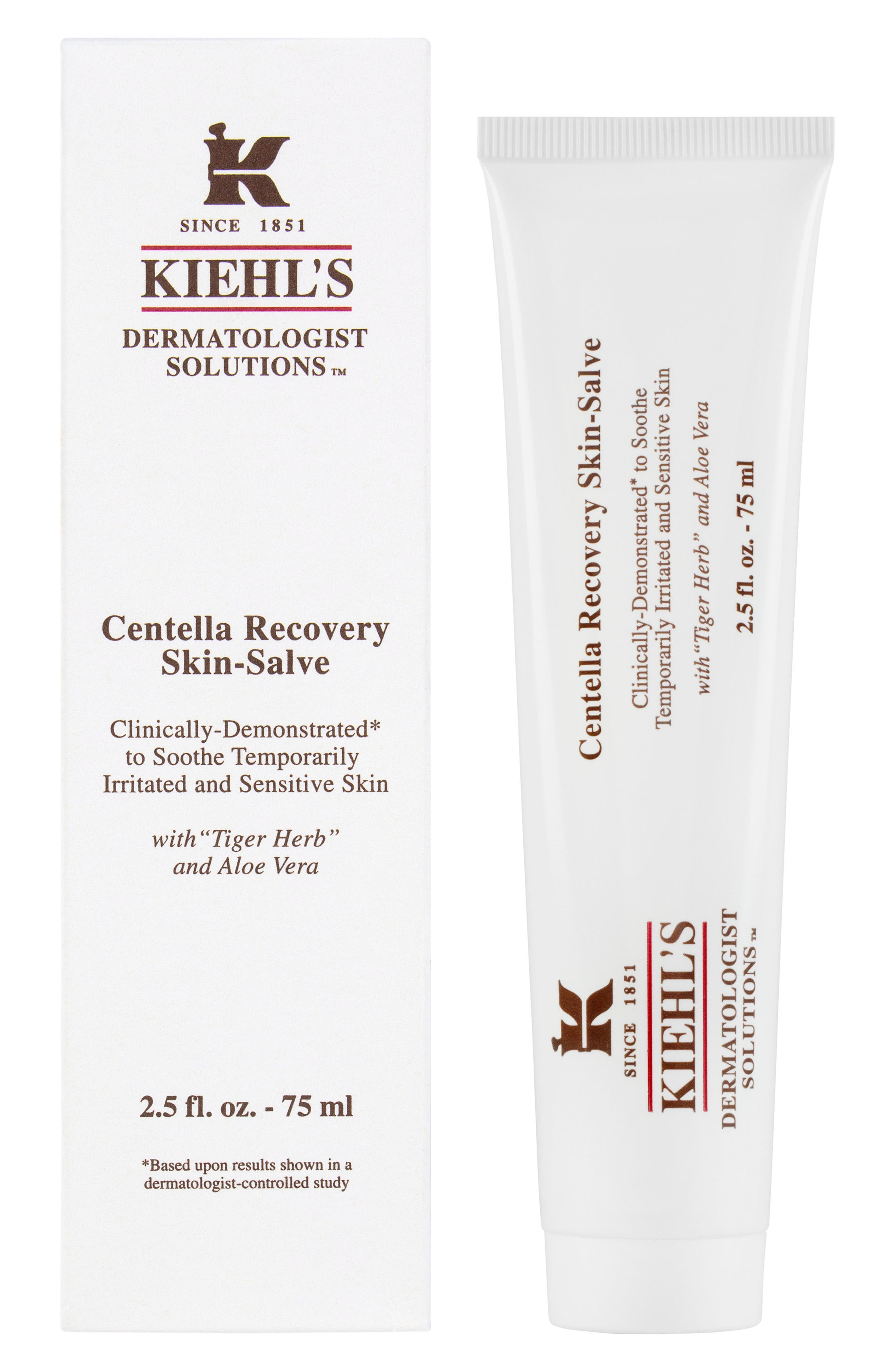 Centella Recovery Skin-Salve,                         Main,                         color, No Color