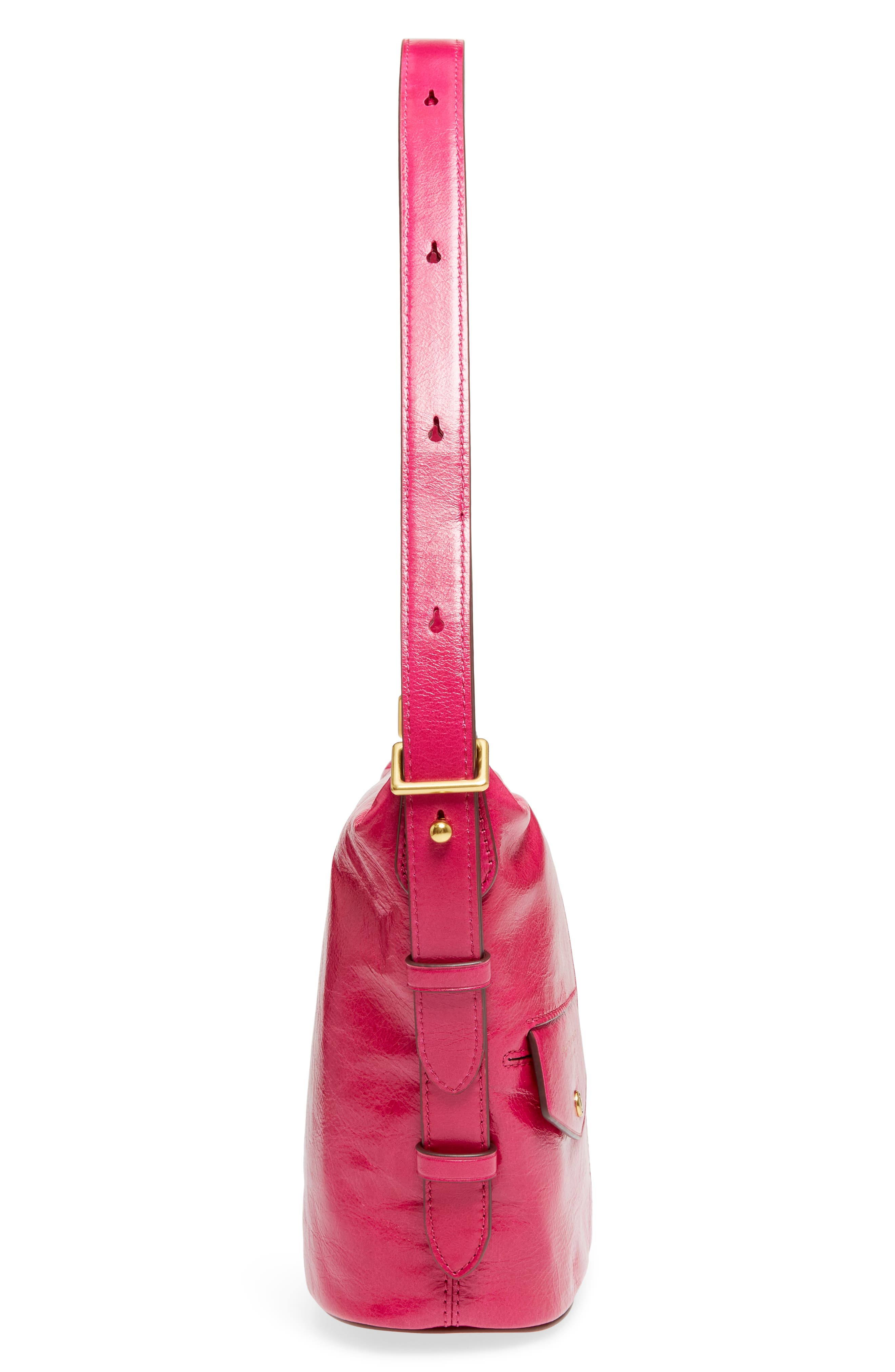 Alternate Image 5  - MARC JACOBS The Vintage Mini Sling Convertible Leather Hobo
