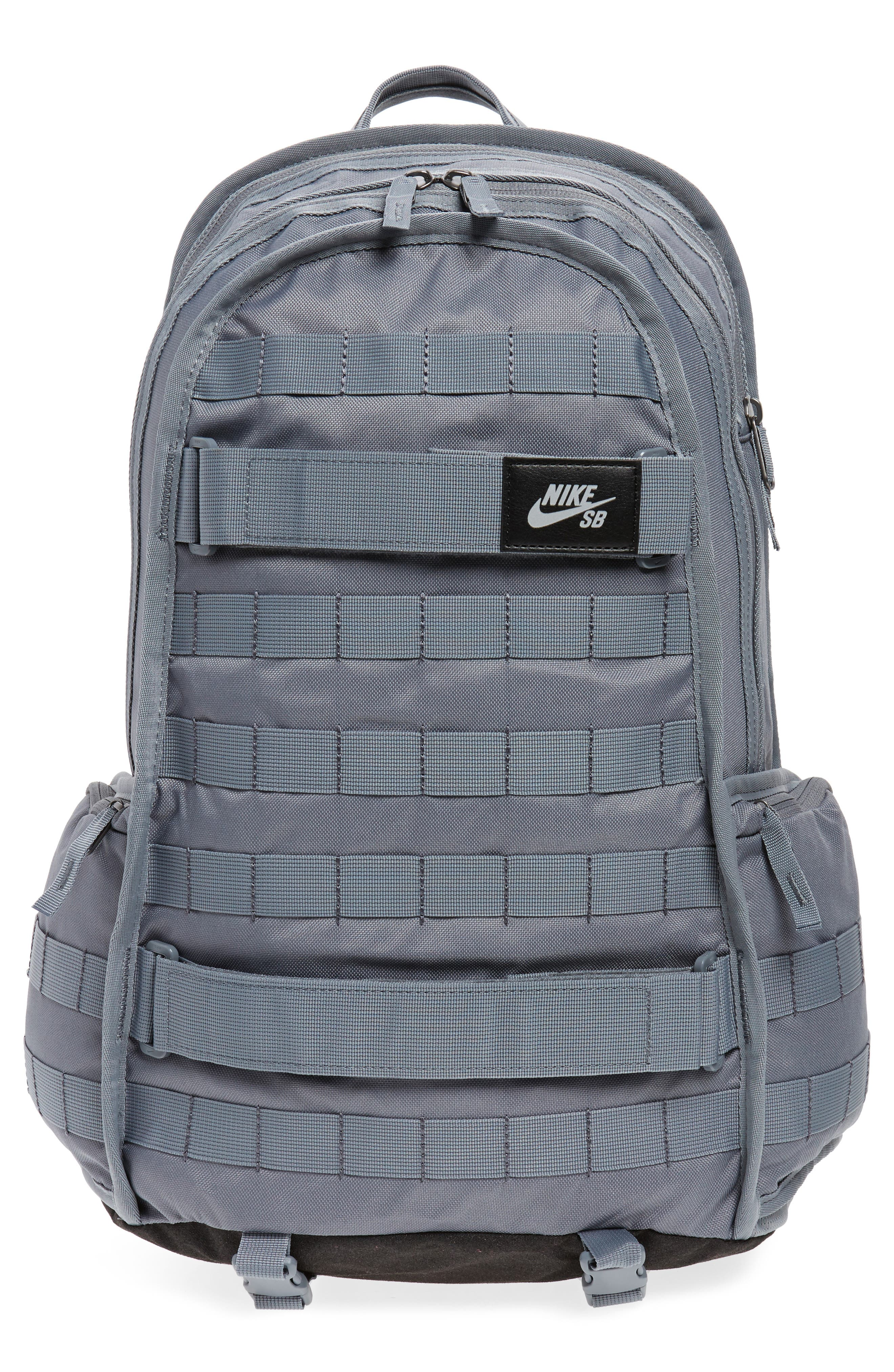 RPM Backpack,                             Main thumbnail 1, color,                             Cool Grey/ Black/ Black