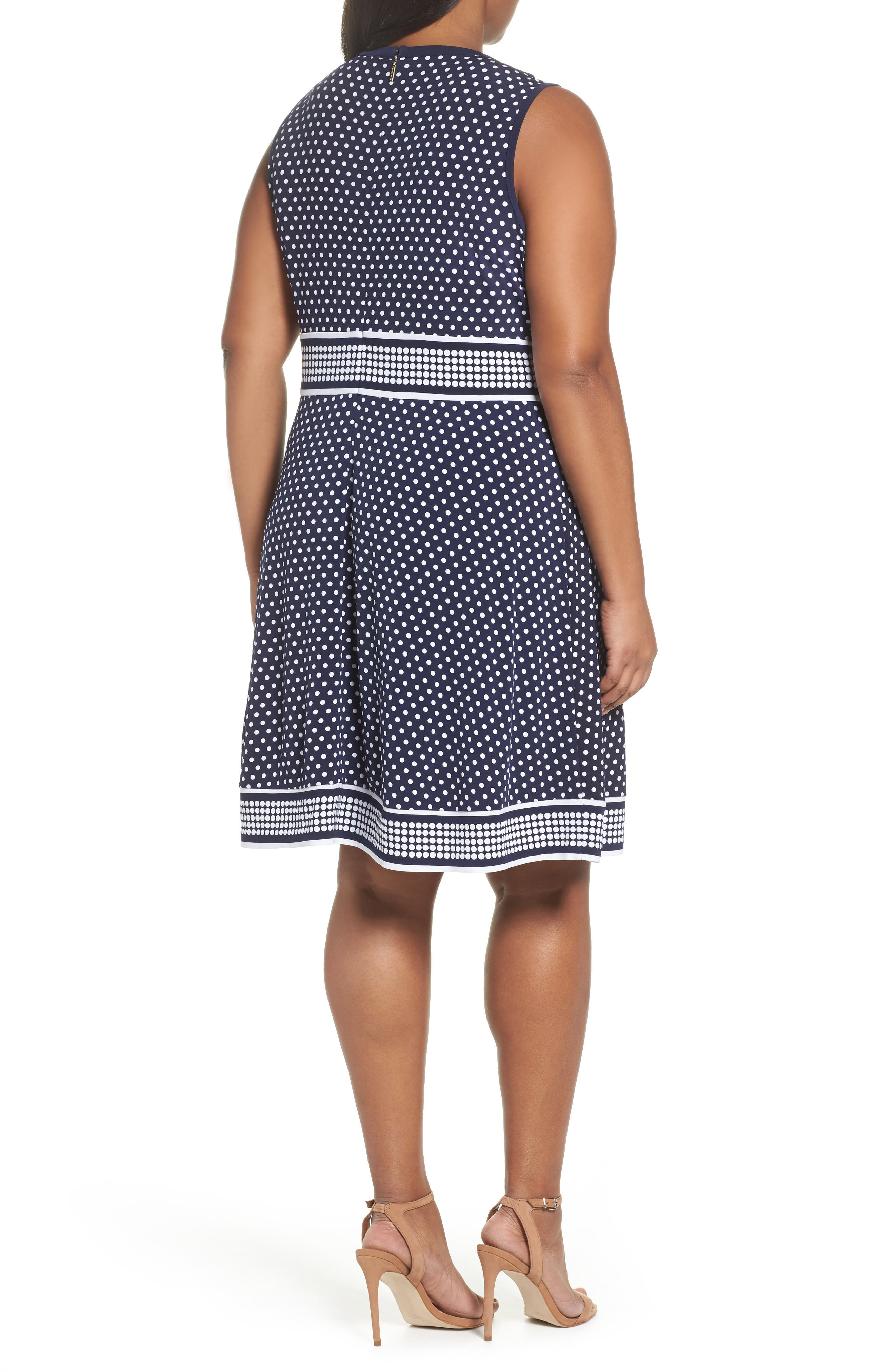 Blue Michael Kors Plus-Size Clothing   Nordstrom