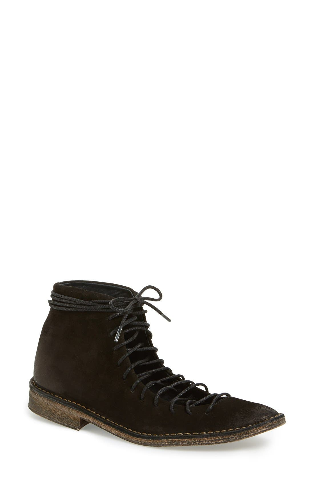 Main Image - Free People 'Truxton' Open Top Pointy Bootie (Women)