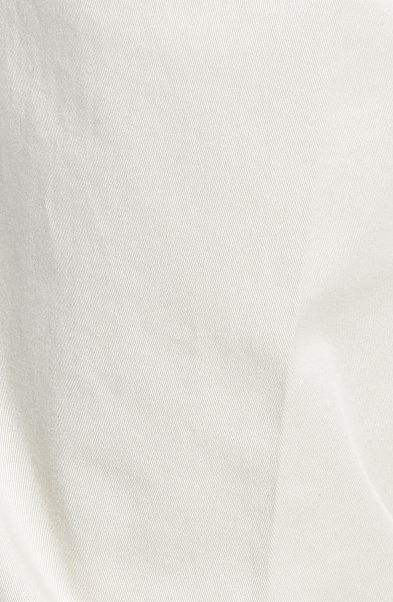 Alternate Image 5  - Bills Khakis Montgomery Slim Fit Stretch Twill Pants