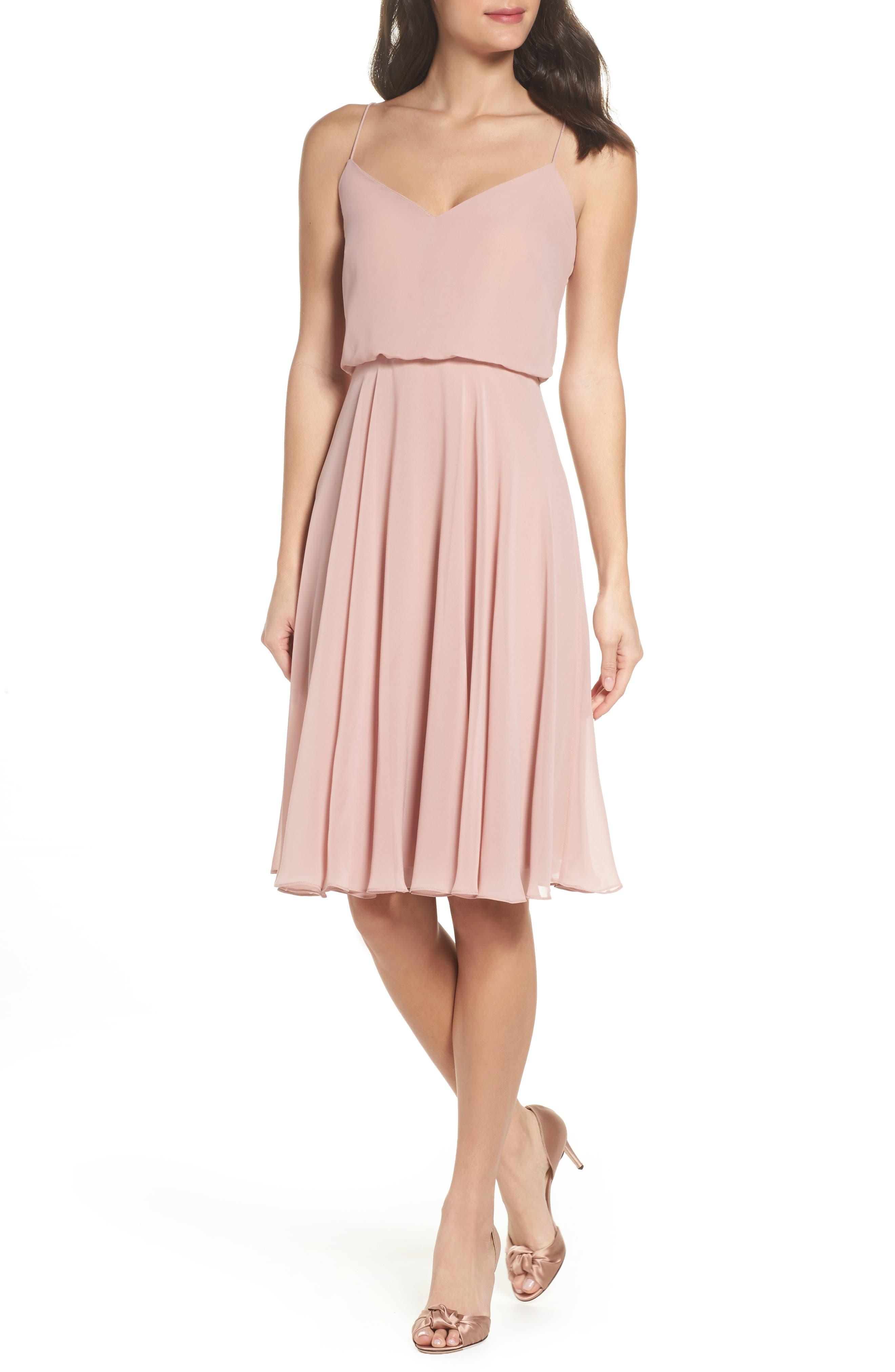 SIENNA CHIFFON DRESS