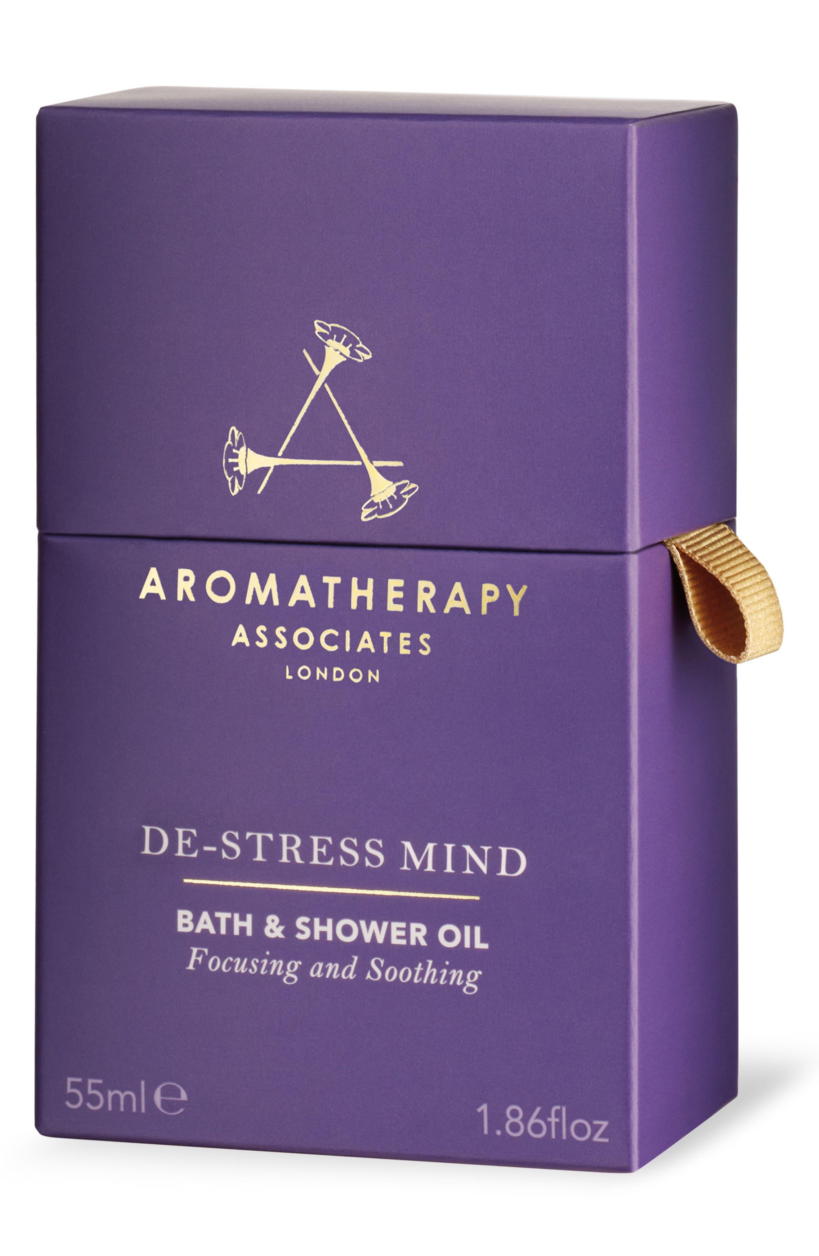 De-Stress Mind Bath & Shower Oil,                             Alternate thumbnail 4, color,                             De-Stress Mind