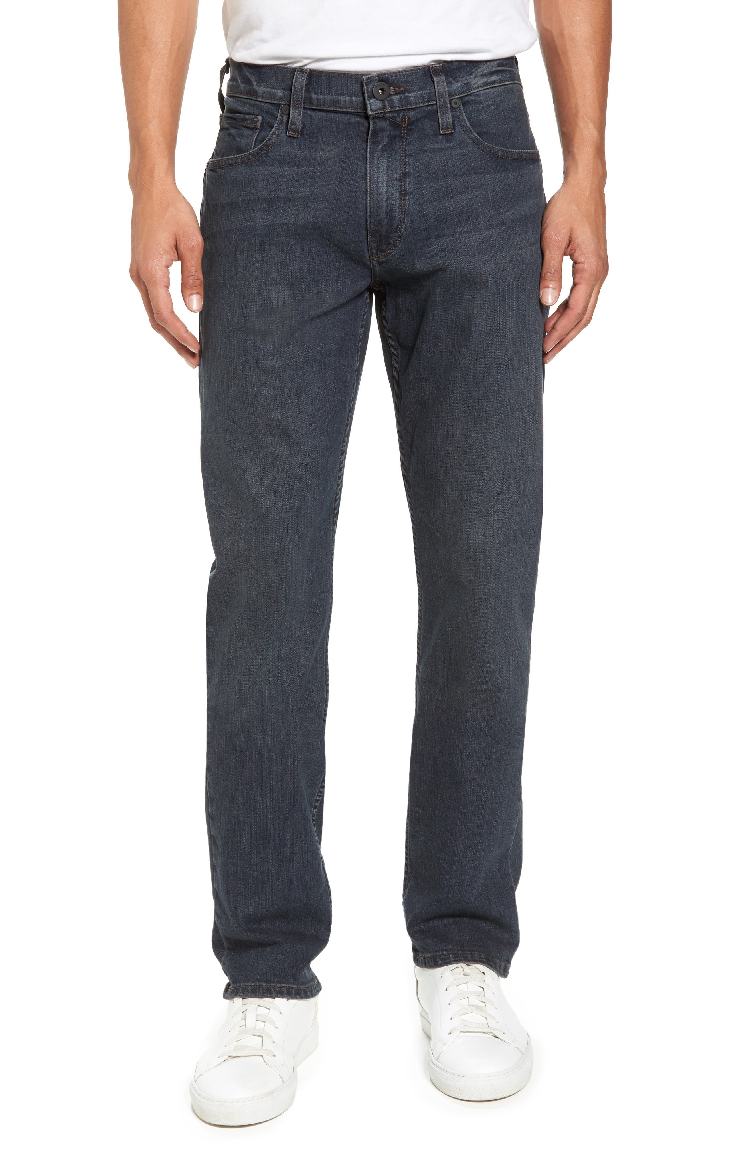 Legacy - Federal Slim Straight Leg Jeans,                         Main,                         color, Triton