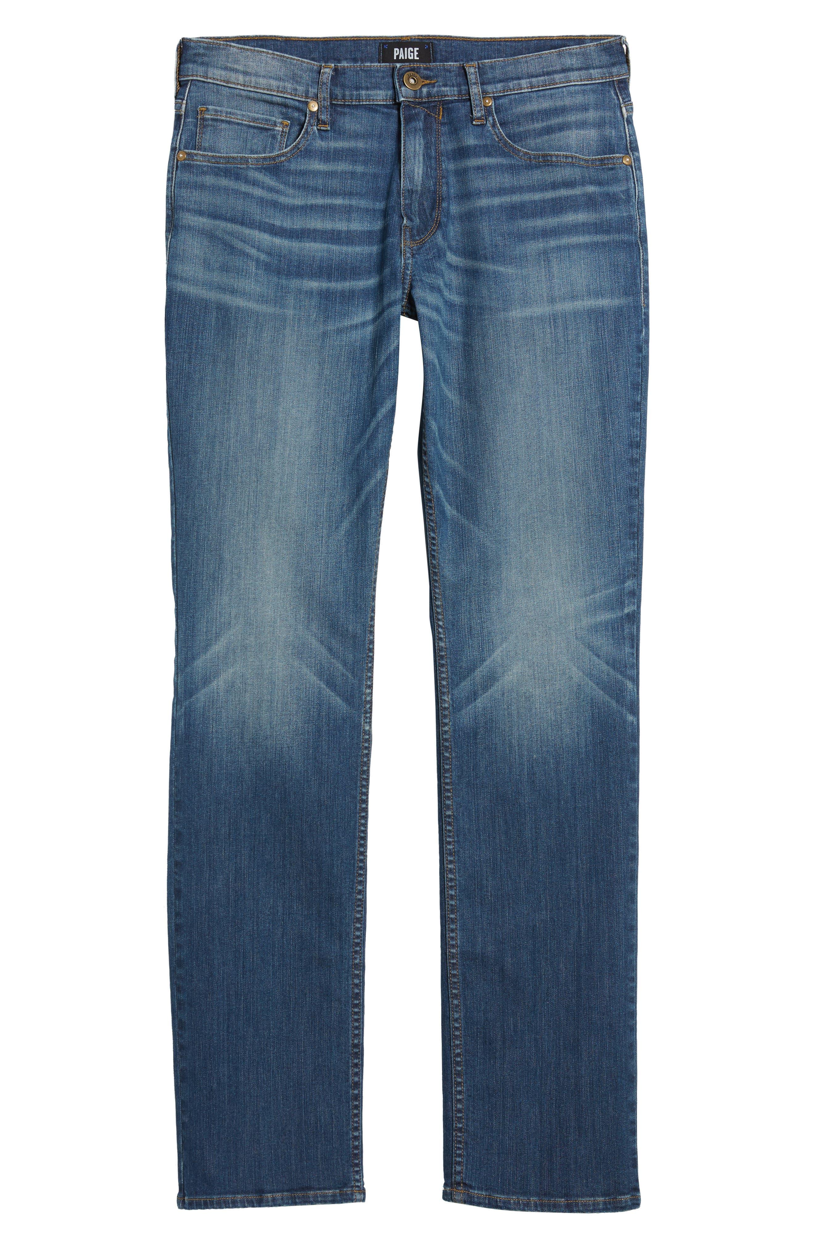 Legacy - Normandie Straight Leg Jeans,                             Alternate thumbnail 6, color,                             Harlan