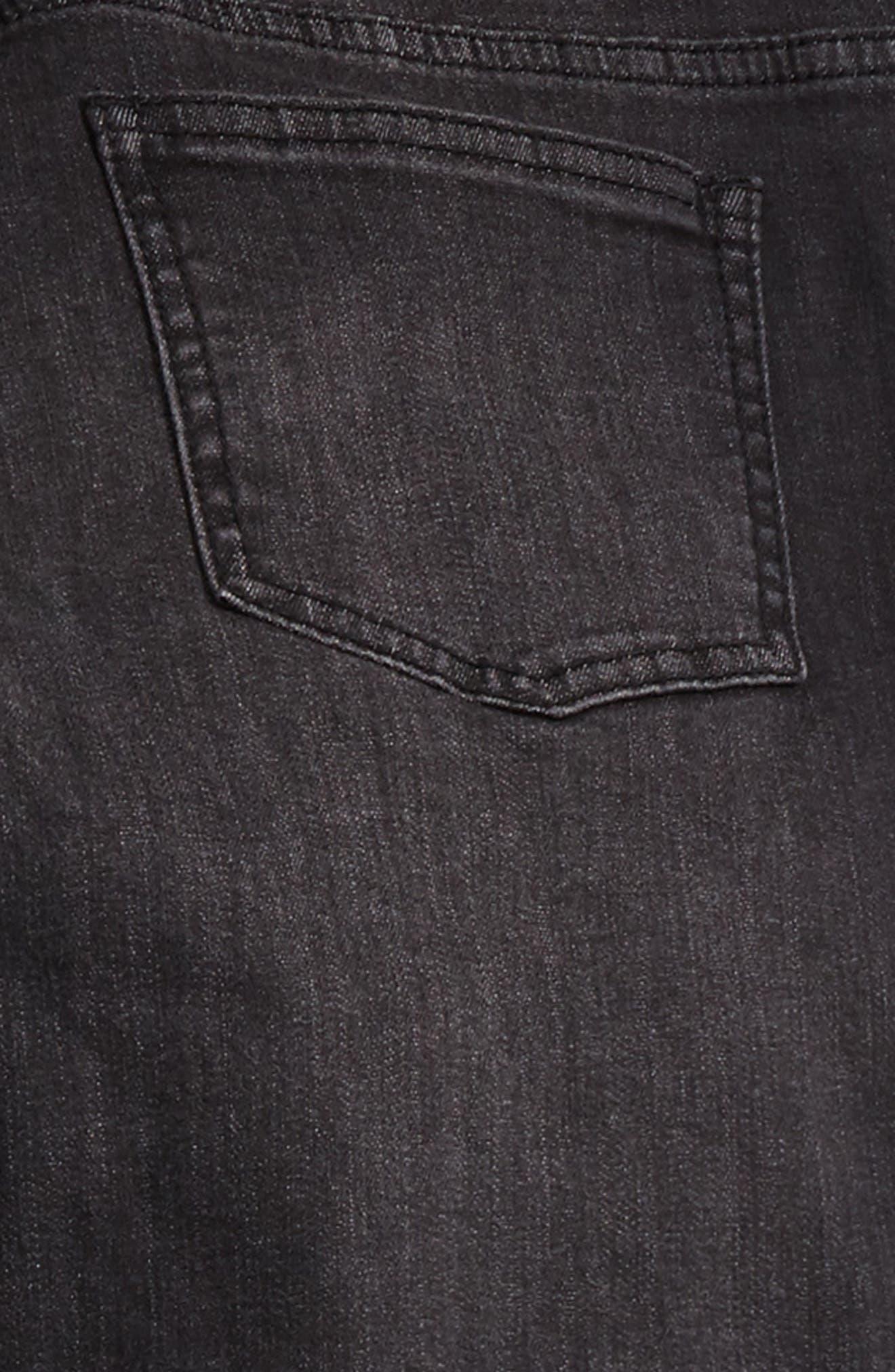 Alternate Image 3  - Elwood Straight Leg Moto Jeans (Big Boys)