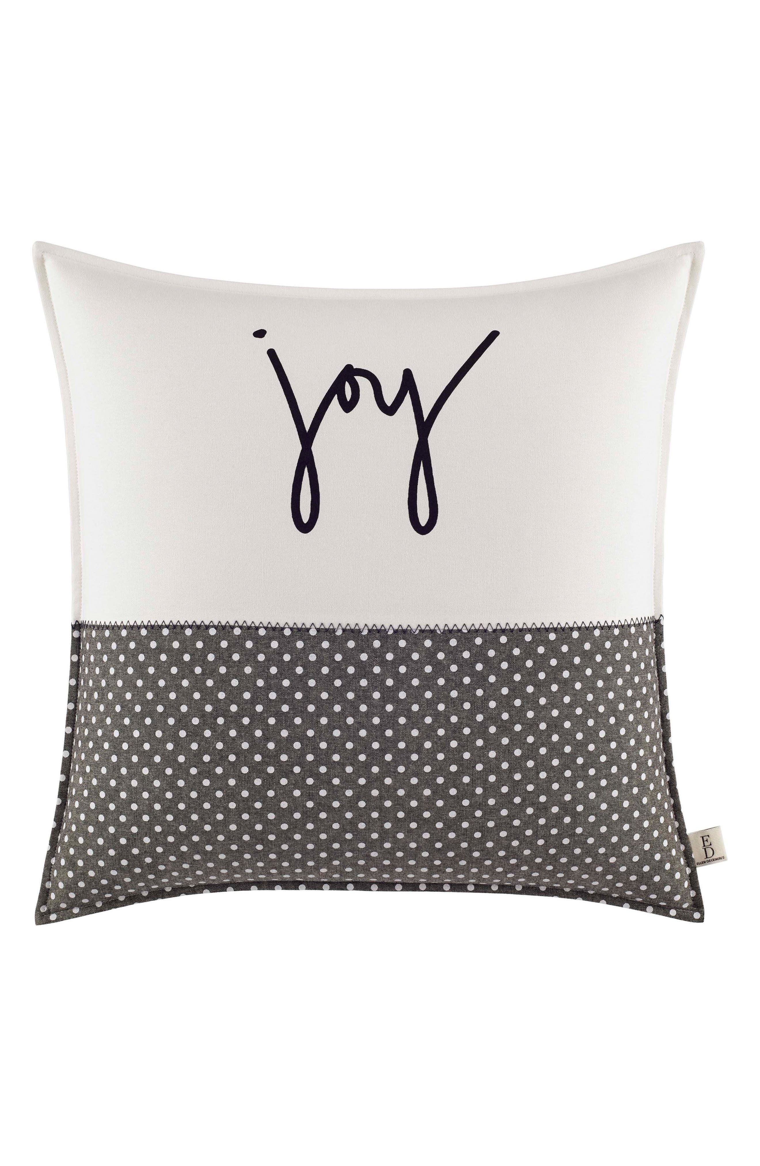 Main Image - ED Ellen DeGeneres Joy Pillow