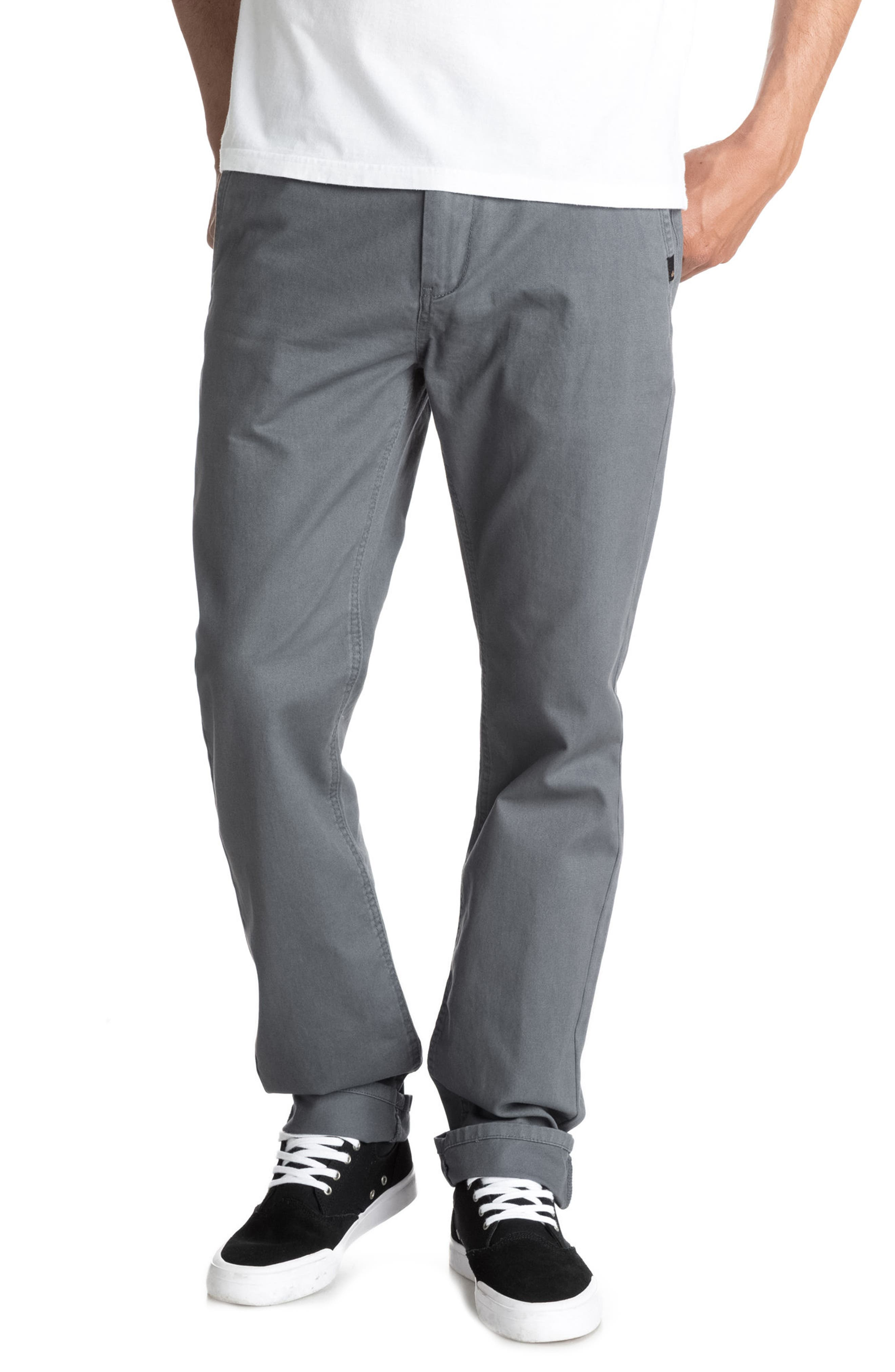 Alternate Image 1 Selected - Quiksilver Everyday Chinos