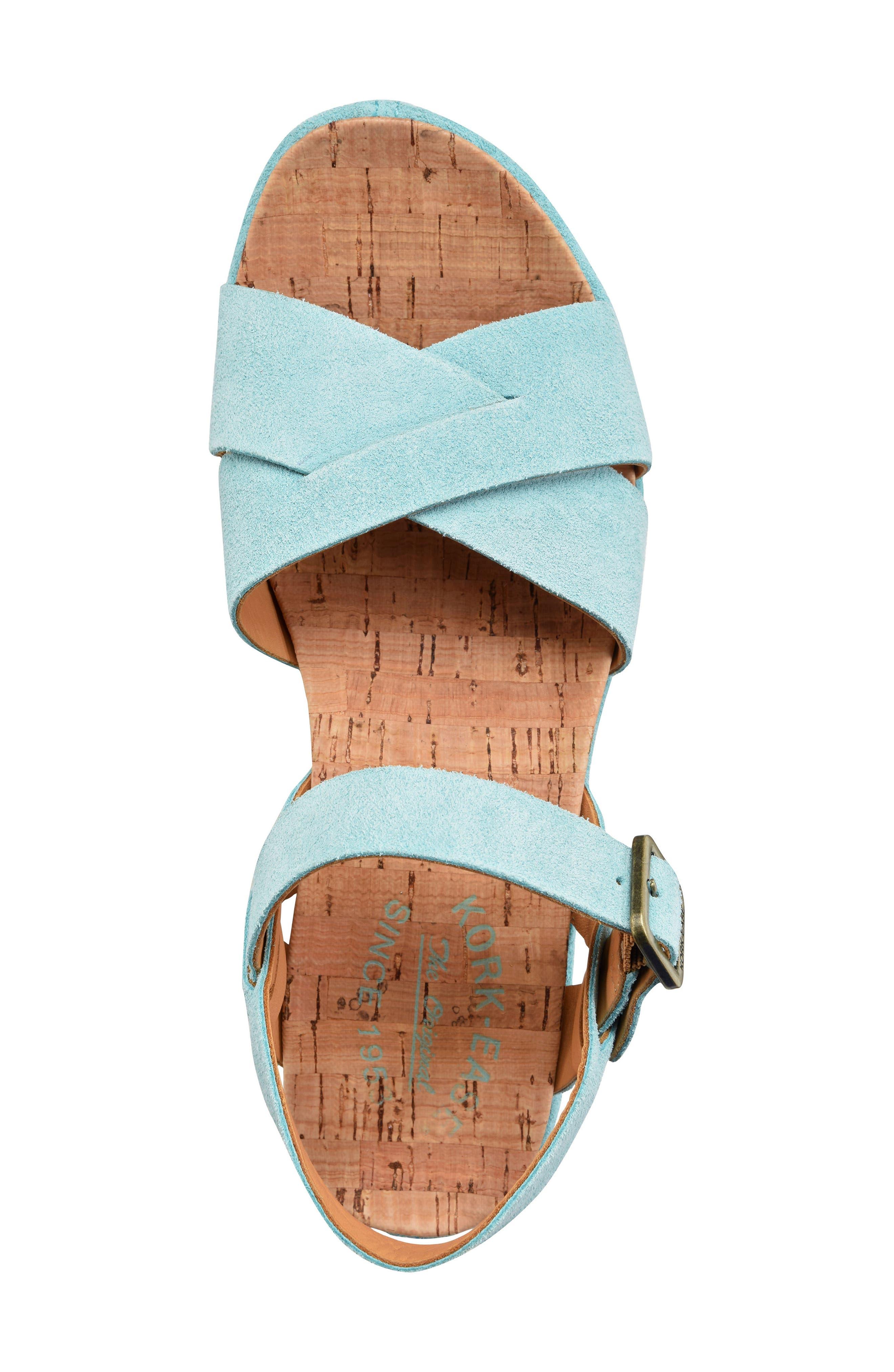 Alternate Image 5  - Kork-Ease® 'Myrna 2.0' Cork Wedge Sandal (Women)