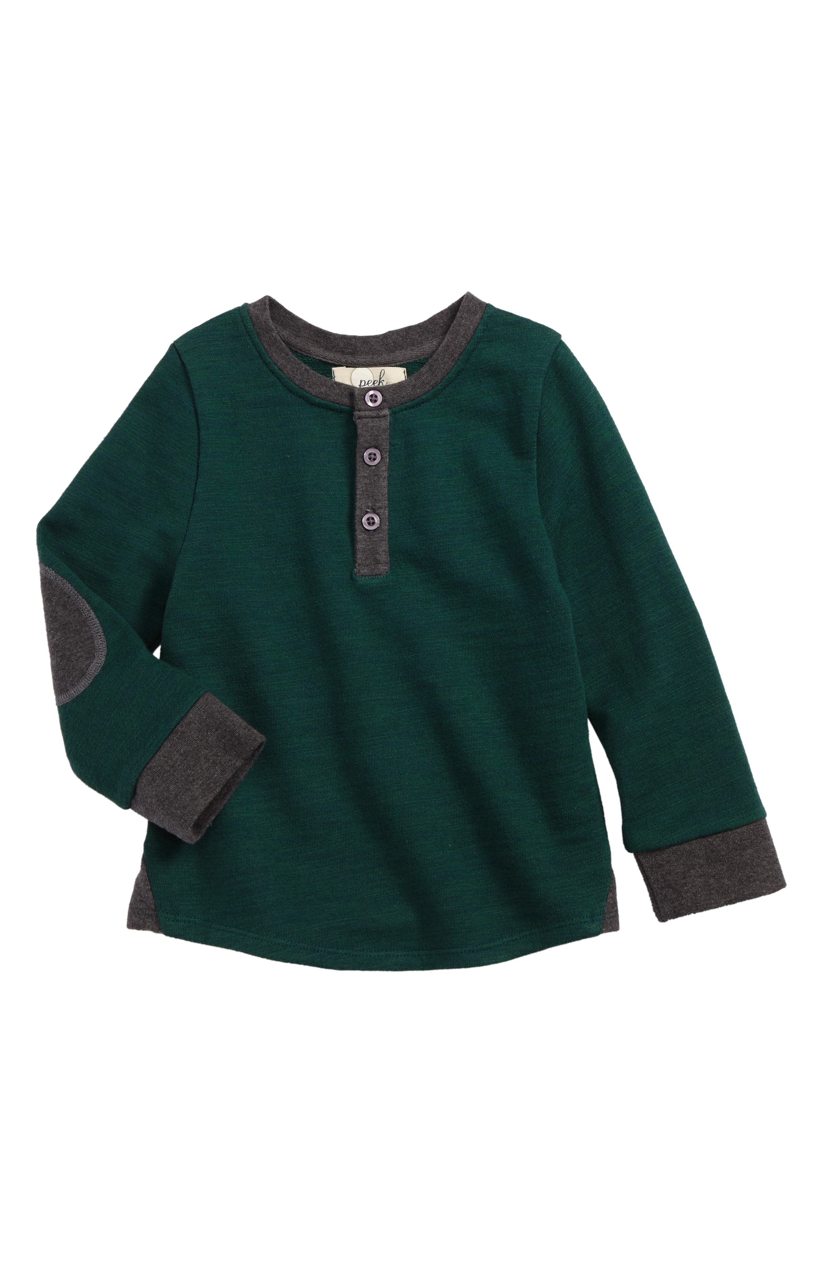 Sammy Henley Top,                         Main,                         color, Green