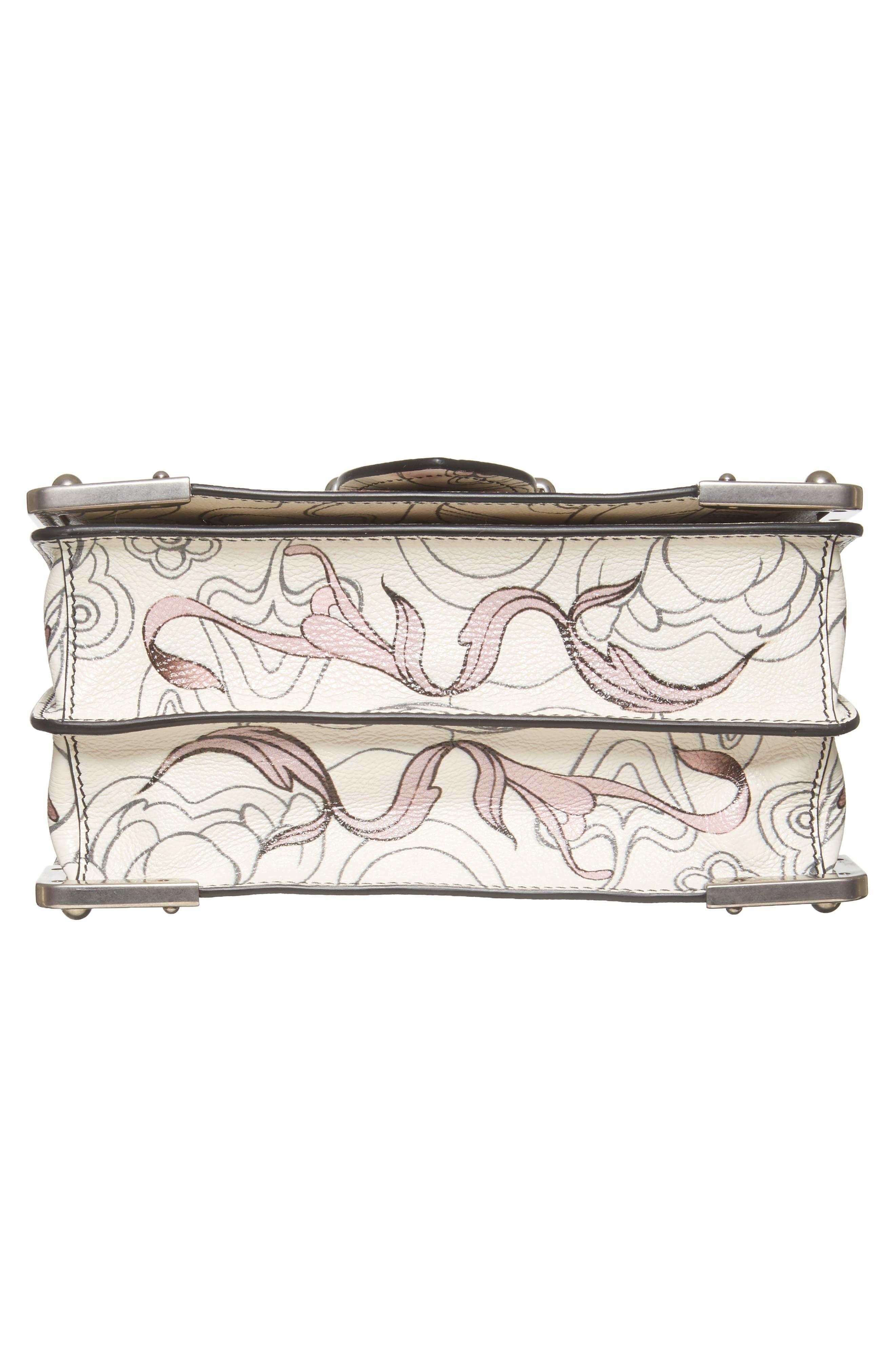 Alternate Image 6  - Prada Cahier Calfskin Shoulder Bag