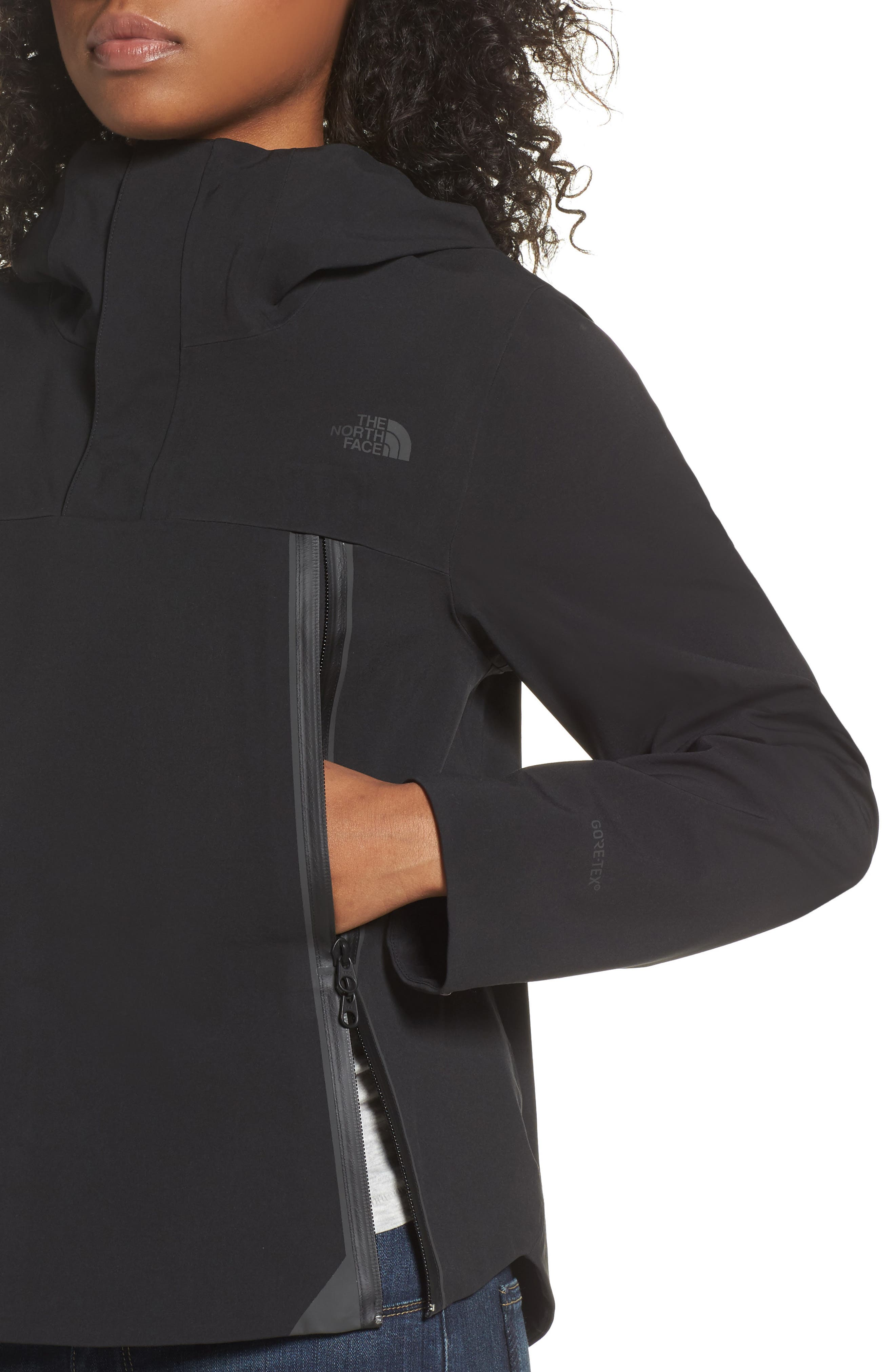 Alternate Image 4  - The North Face Apex Flex Gore-Tex® Cape Anorak
