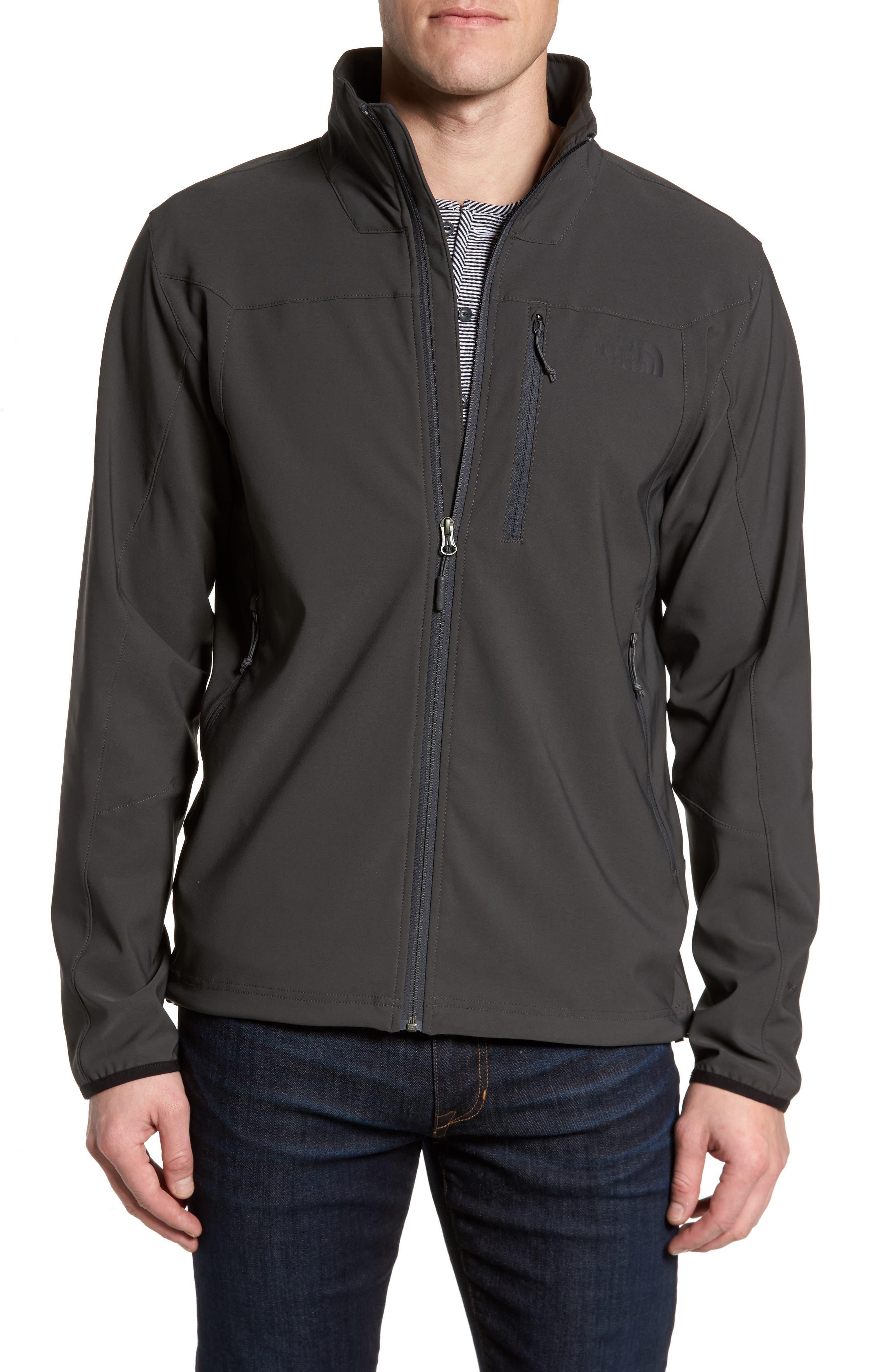 Apex Nimble Jacket,                             Main thumbnail 1, color,                             Asphalt Grey/ Asphalt Grey