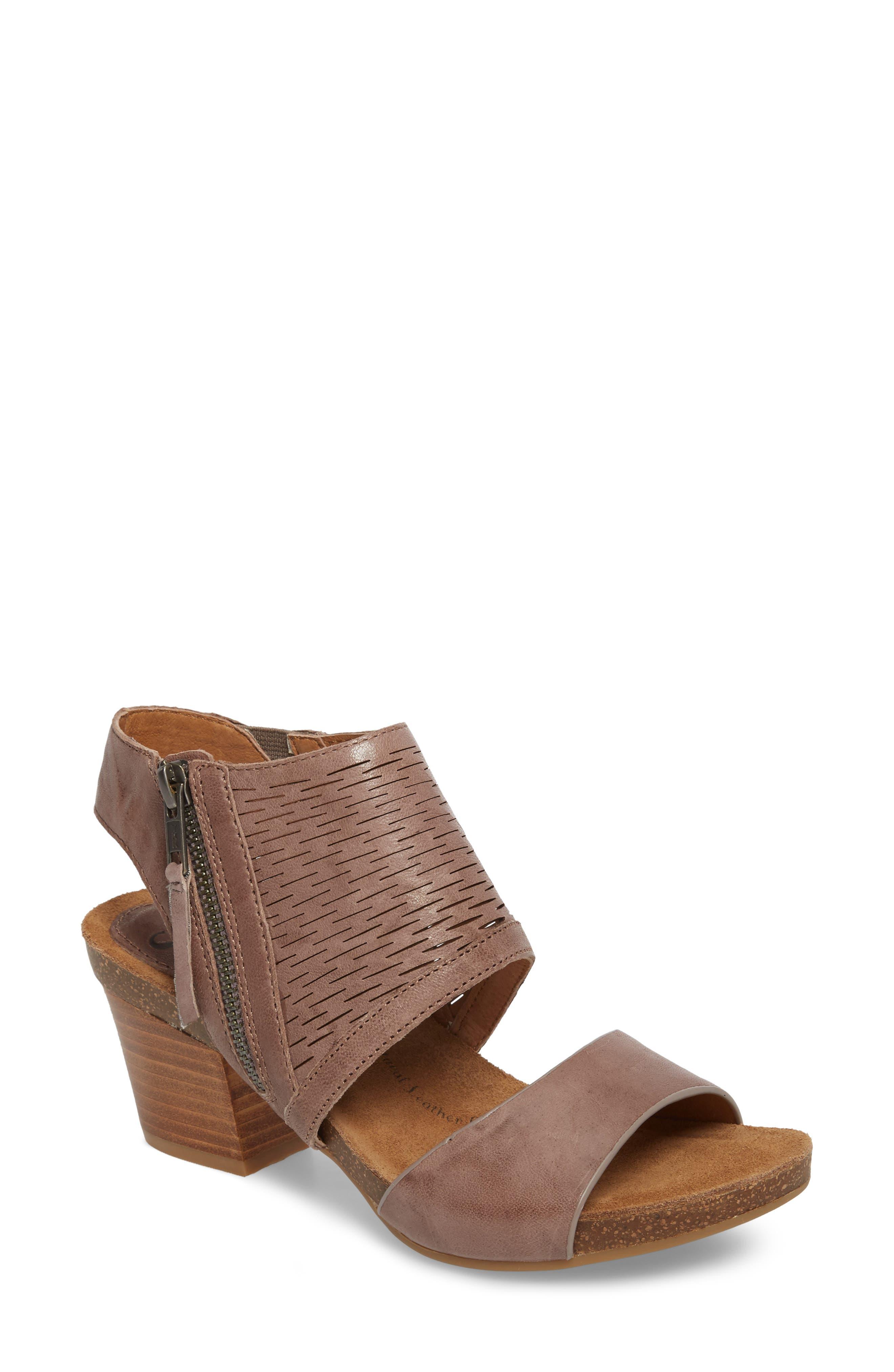 Main Image - Söfft Milan Block Heel Sandal (Women)