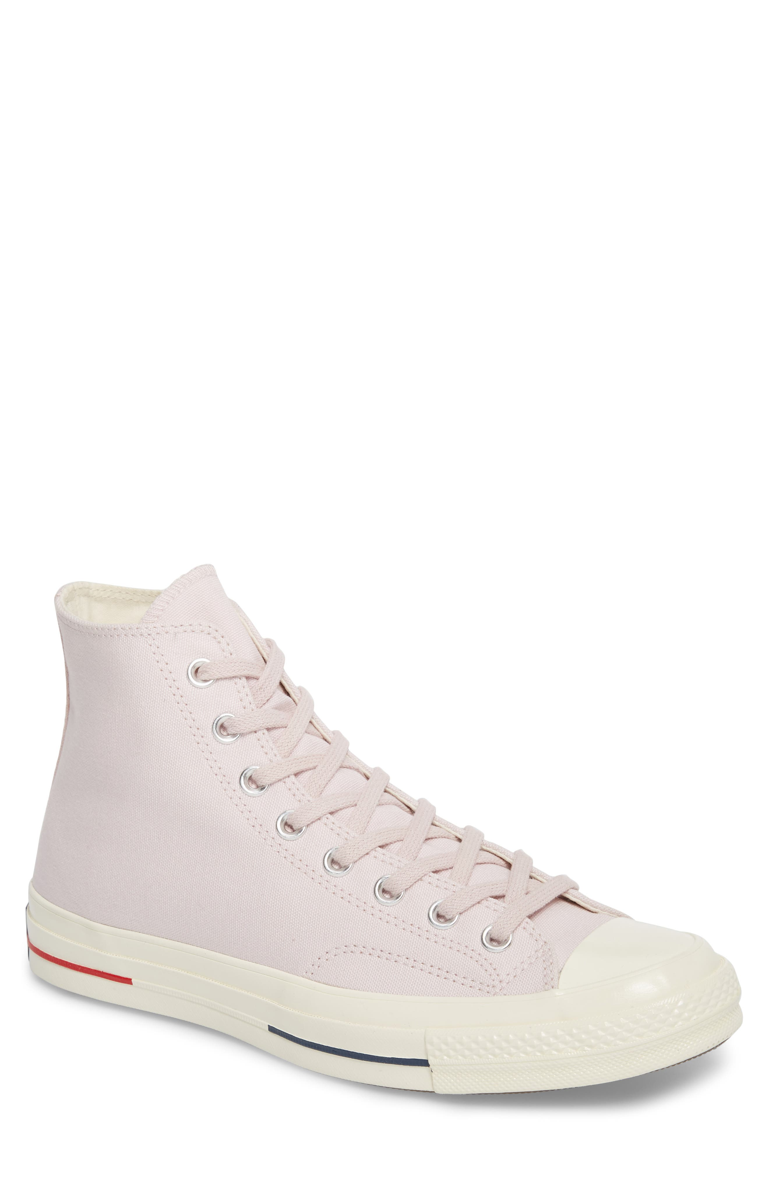 Chuck Taylor<sup>®</sup> All Star<sup>®</sup> '70 Heritage High Top Sneaker,                         Main,                         color, Barely Rose