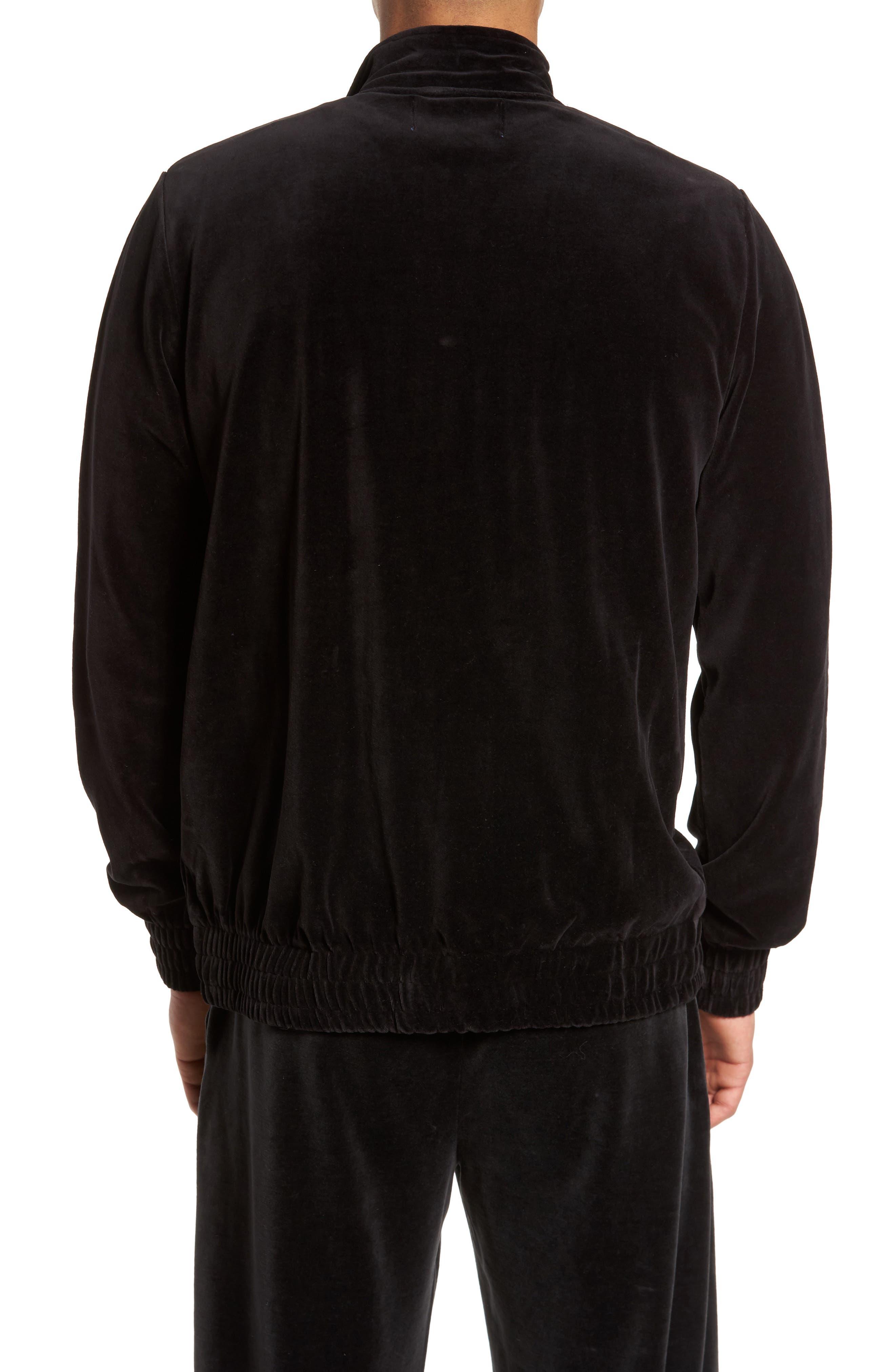 Alternate Image 2  - FILA Velour Jacket
