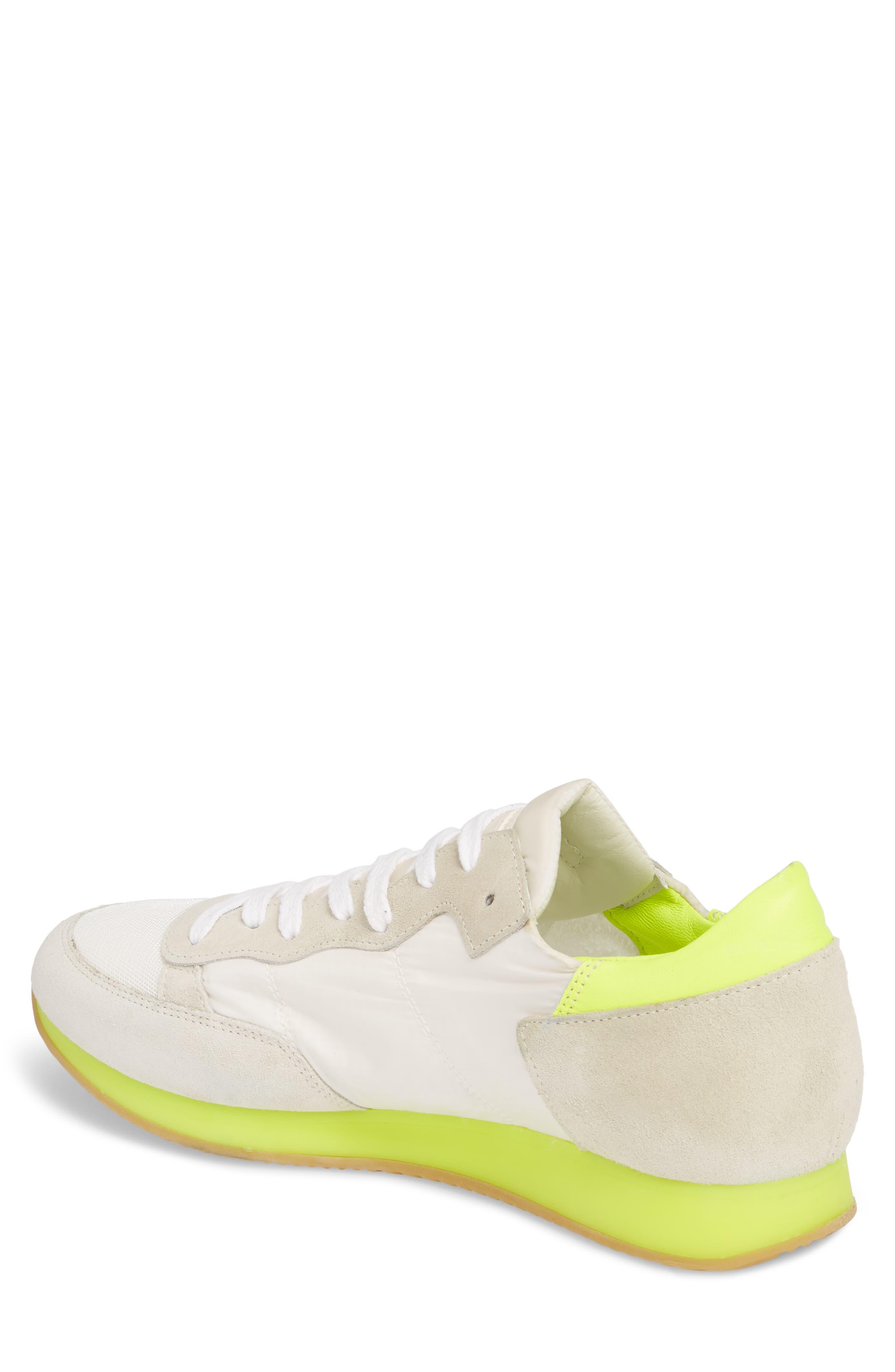 Alternate Image 2  - Philippe Model Tropez Low Top Sneaker (Men)
