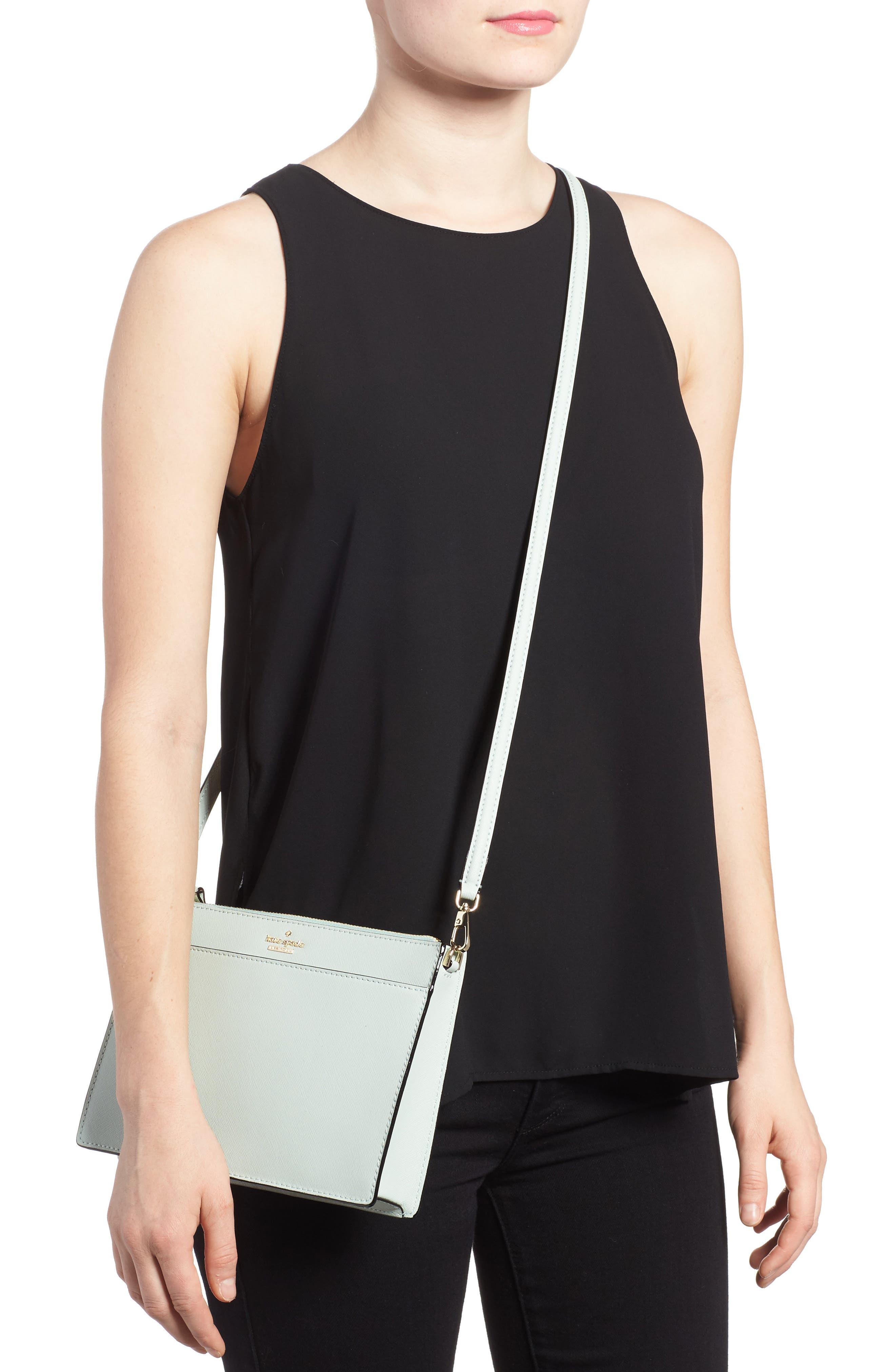 Alternate Image 2  - kate spade new york cameron street clarise leather shoulder bag